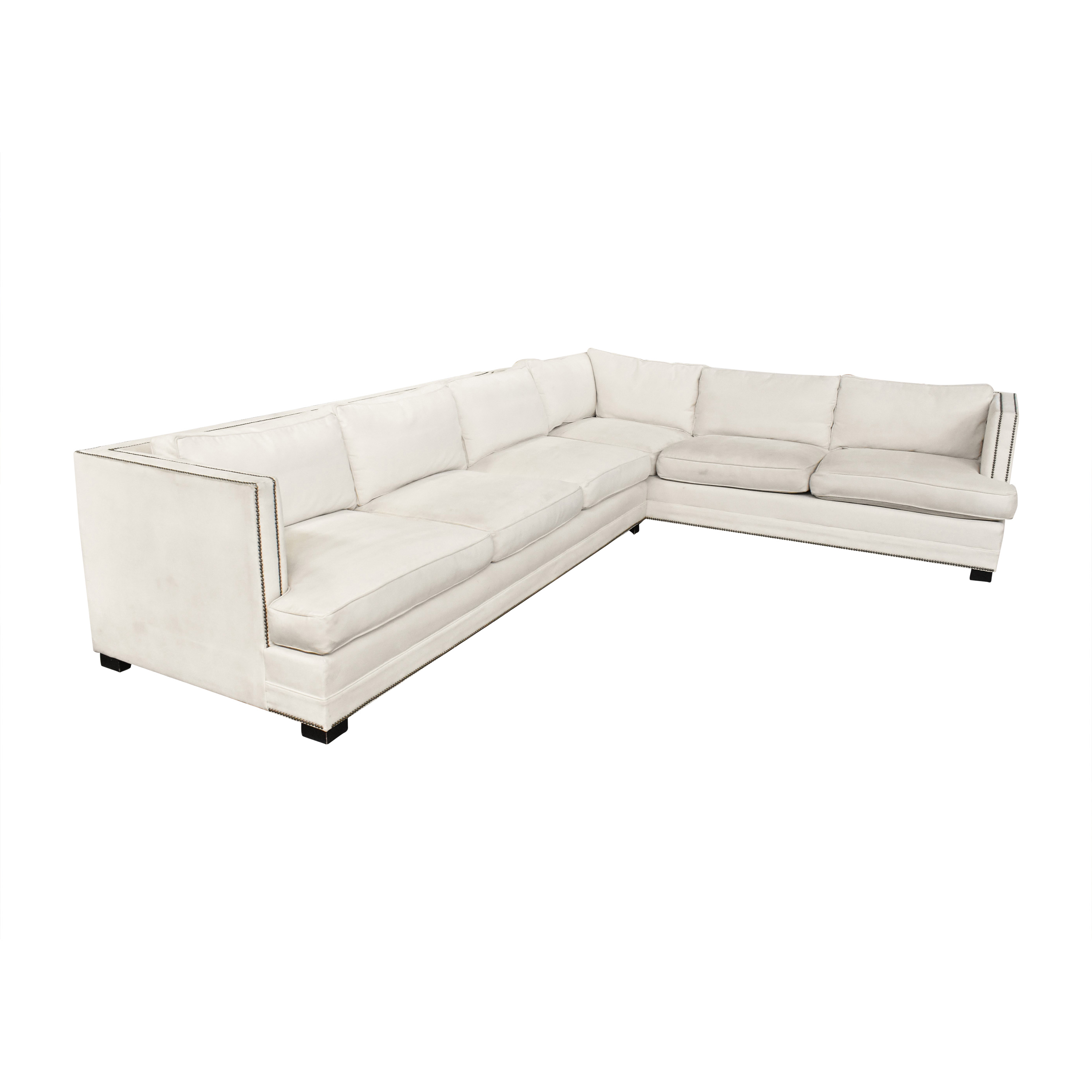 Restoration Hardware Restoration Hardware Keaton Sectional Sofa by Mitchell Gold + Bob Williams price