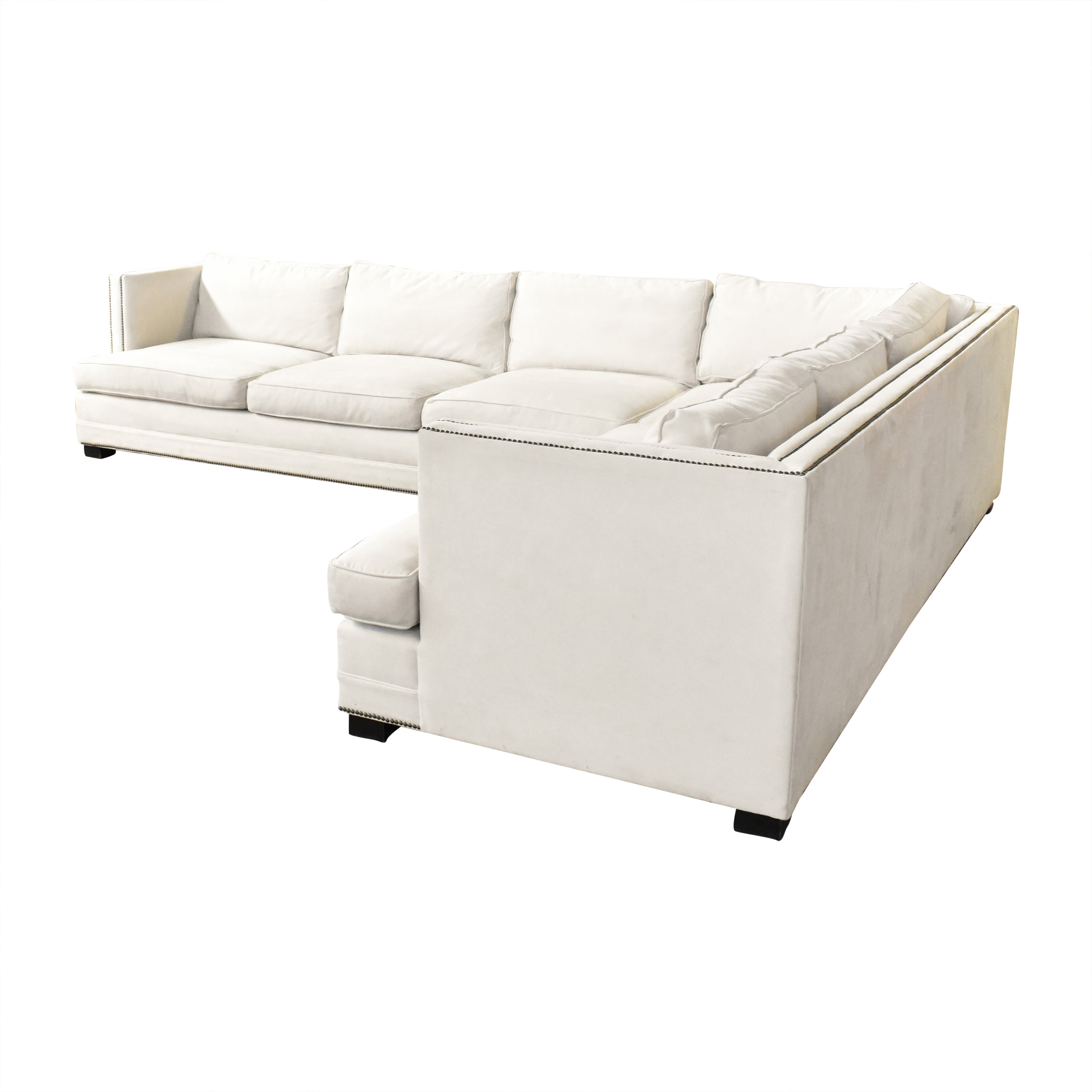 Restoration Hardware Restoration Hardware Keaton Sectional Sofa by Mitchell Gold + Bob Williams nj