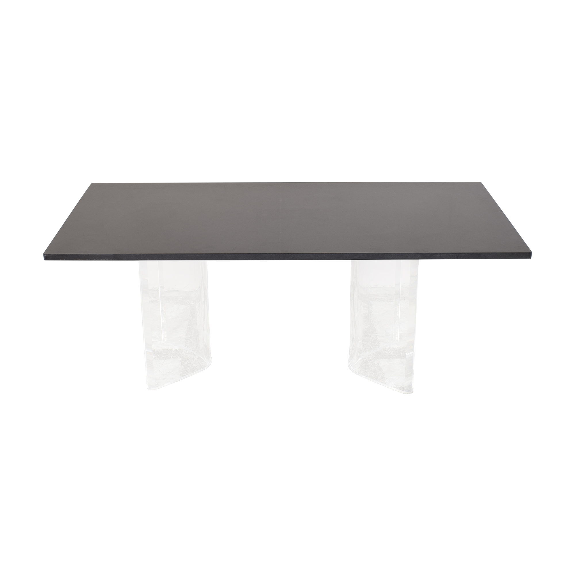 Double Pedestal Dining Table / Tables