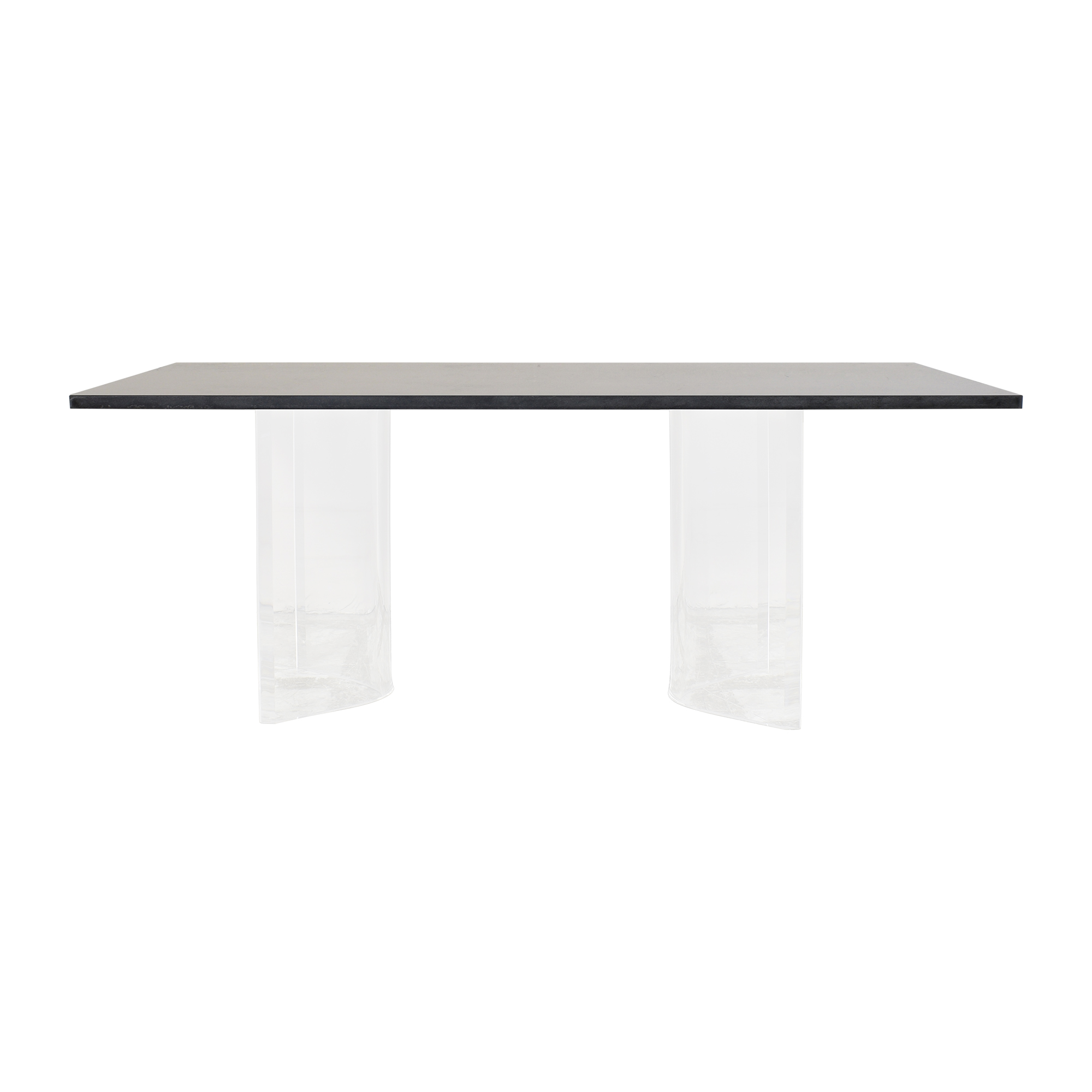 Double Pedestal Dining Table Tables