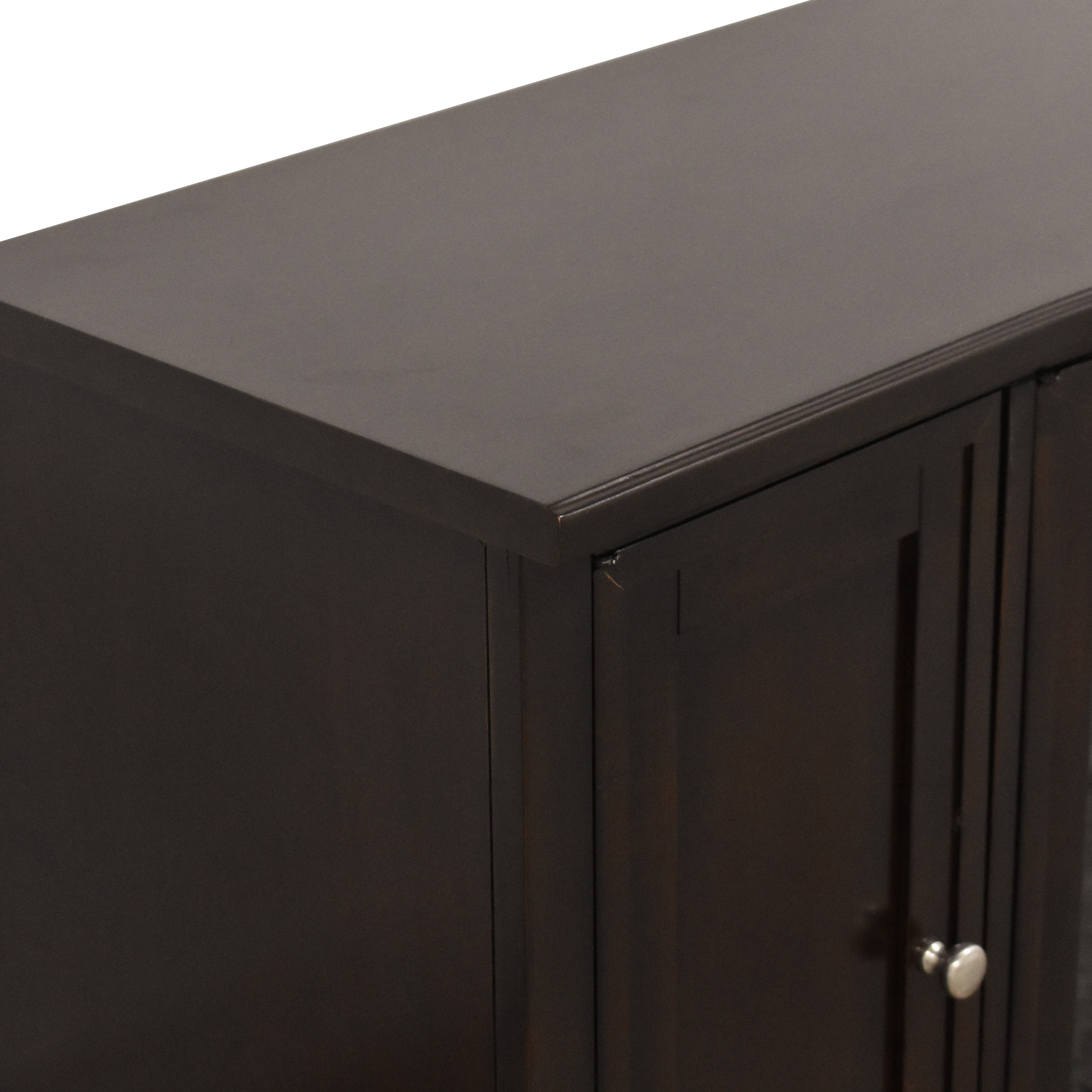 Raymour & Flanigan Raymour & Flanigan West End TV Console price