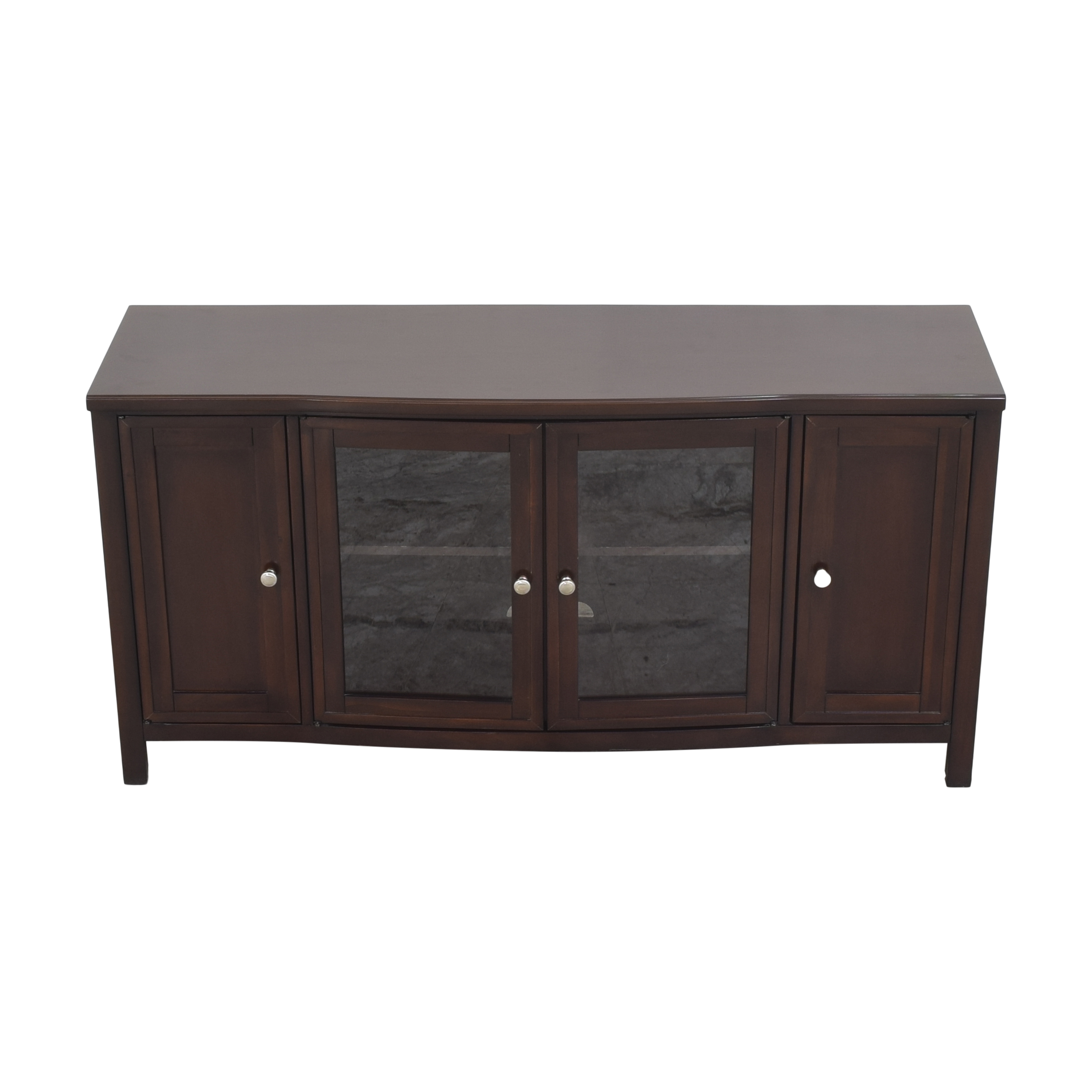 buy Raymour & Flanigan West End TV Console Raymour & Flanigan Storage