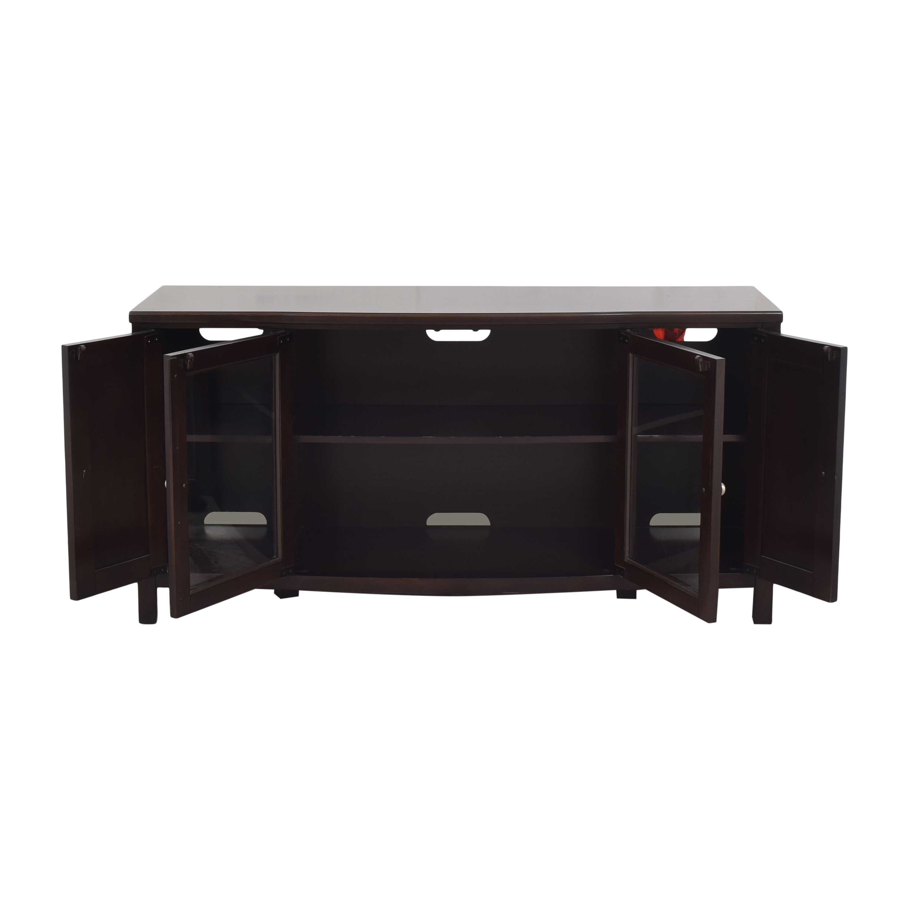 Raymour & Flanigan Raymour & Flanigan West End TV Console used
