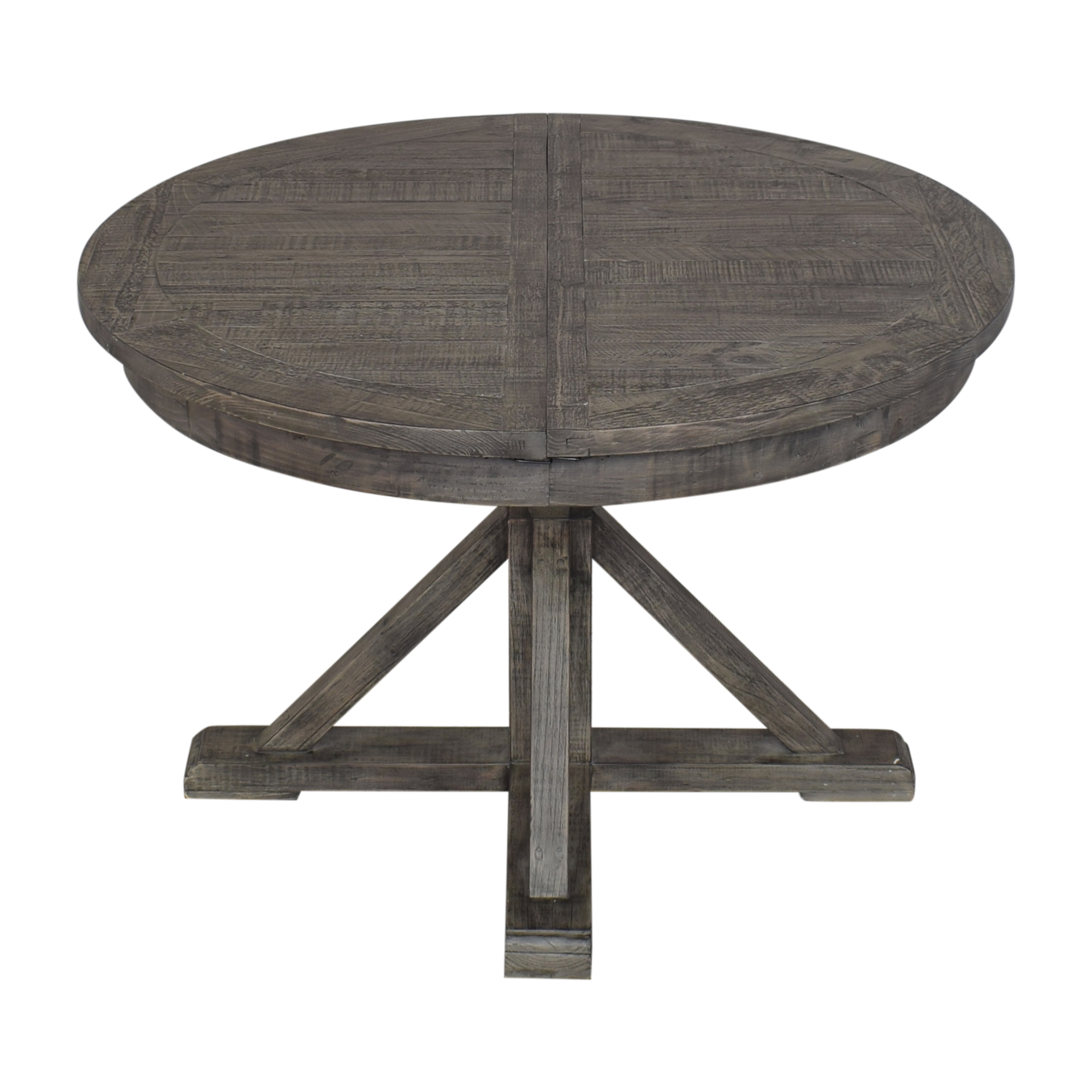 Pottery Barn Hart Round Reclaimed Dining Table sale