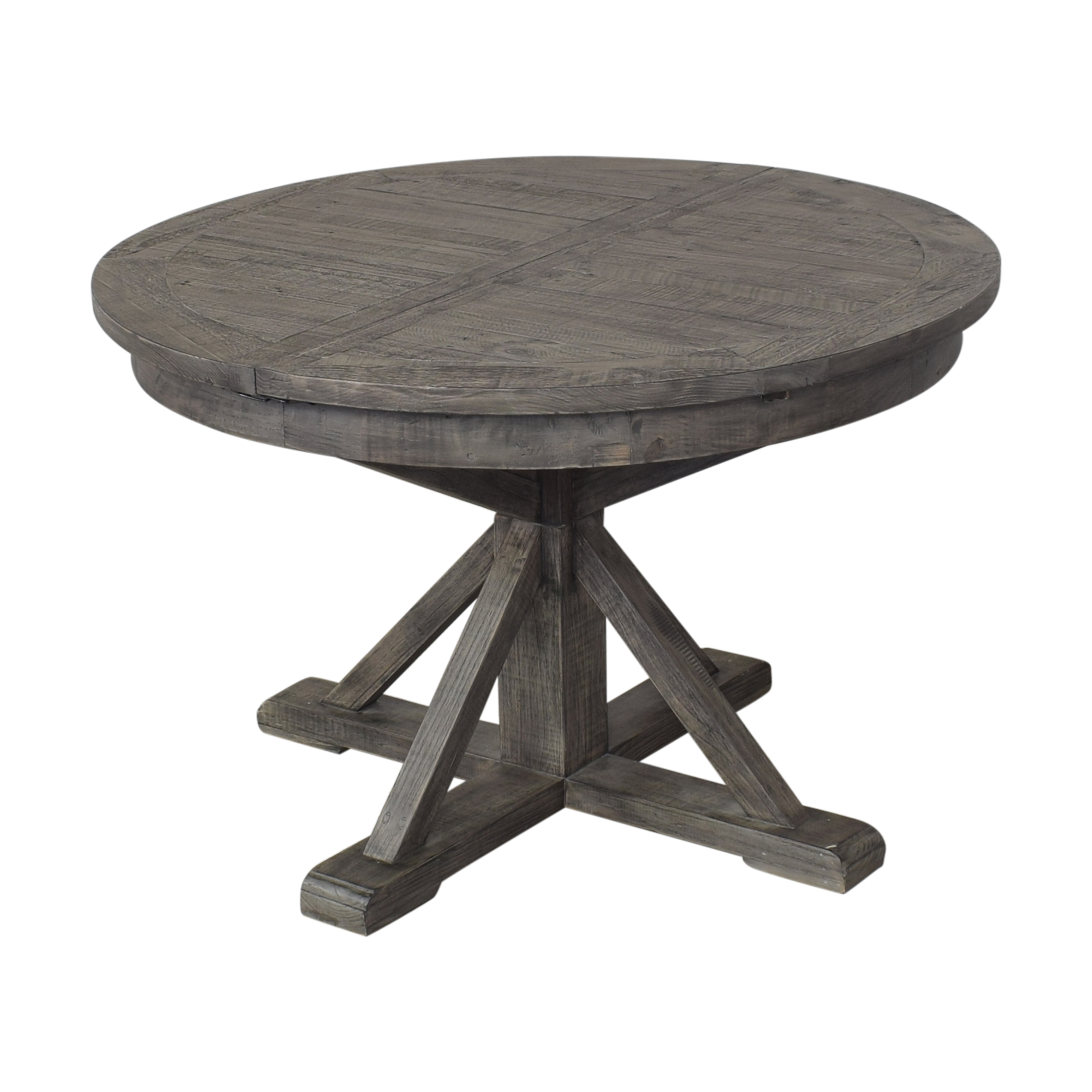 Pottery Barn Pottery Barn Hart Round Reclaimed Dining Table price
