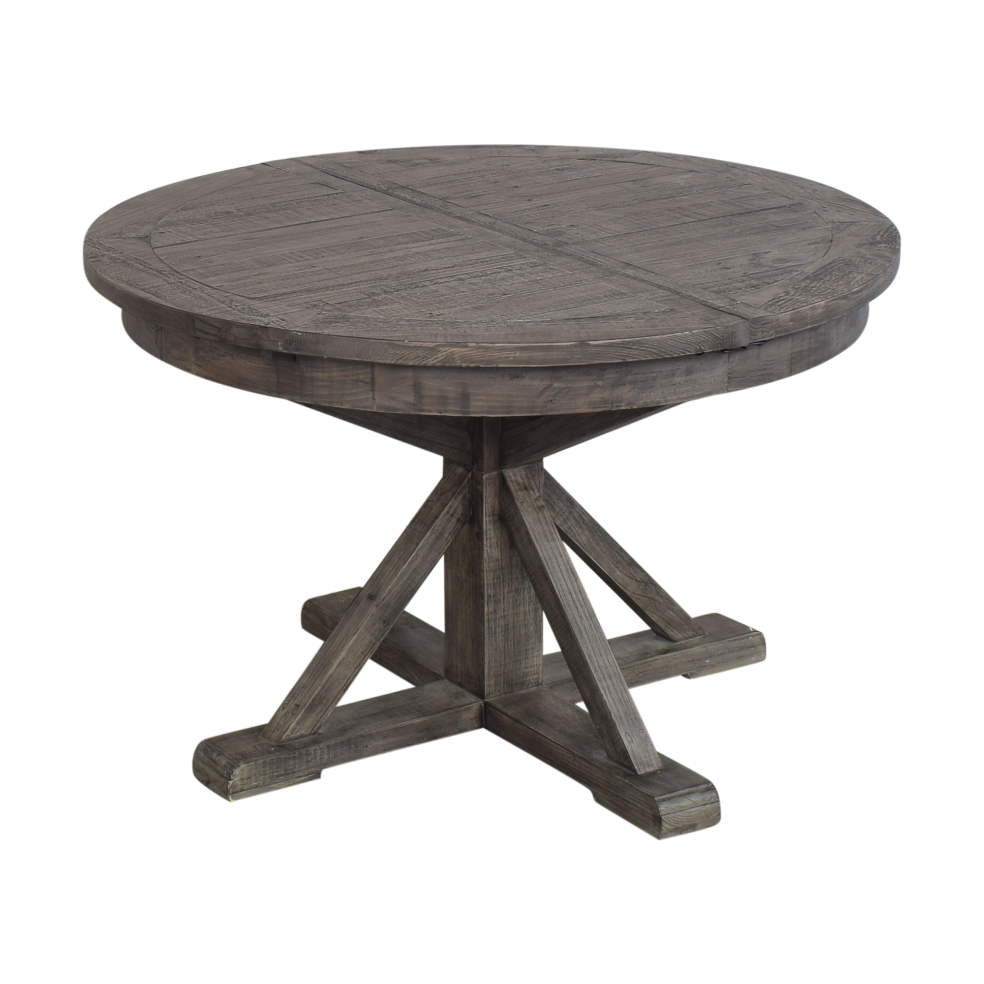 Pottery Barn Hart Round Reclaimed Dining Table / Tables