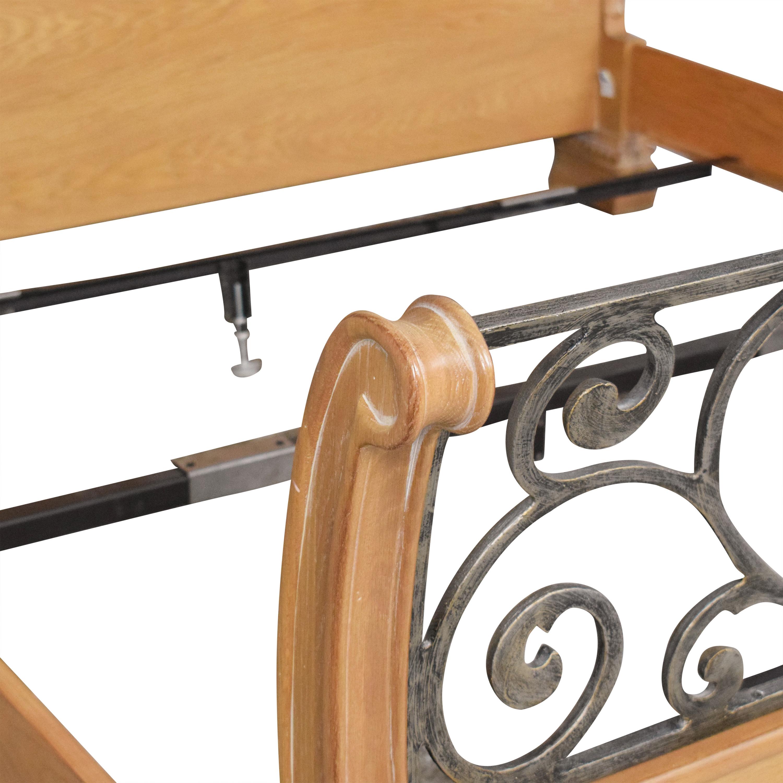 Lexington Furniture Lexington King Sleigh Bed ct