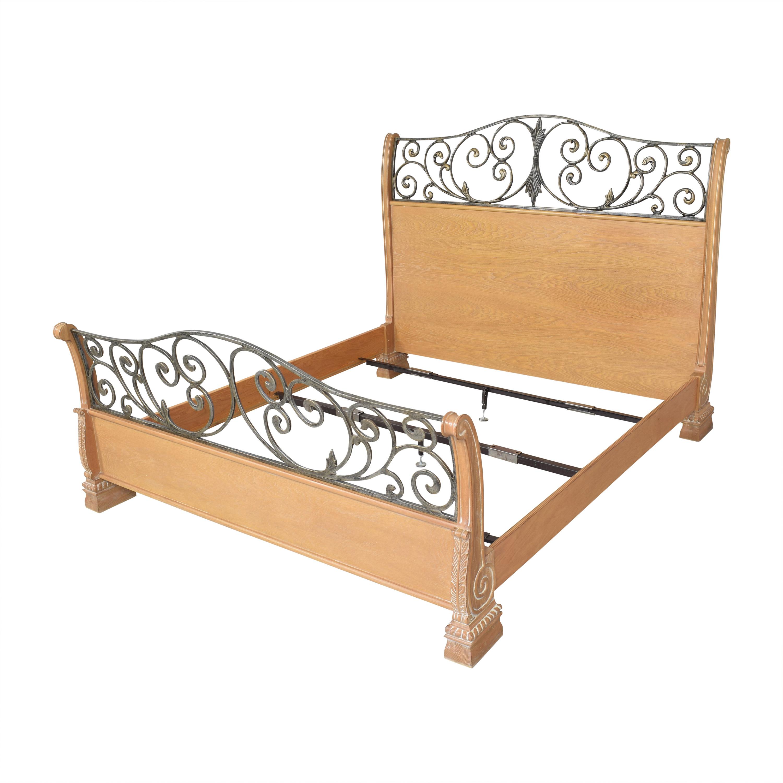 Lexington Furniture Lexington King Sleigh Bed Bed Frames