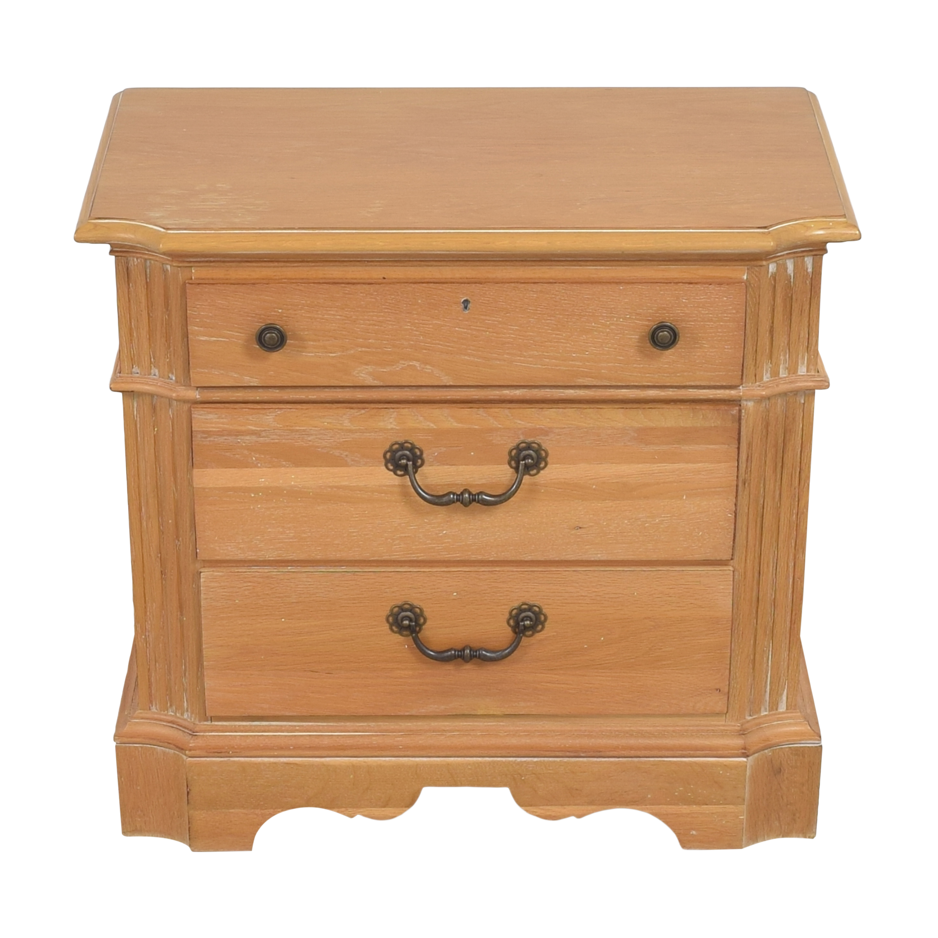 buy Lexington Furniture Three Drawer Nightstand Lexington Furniture Tables