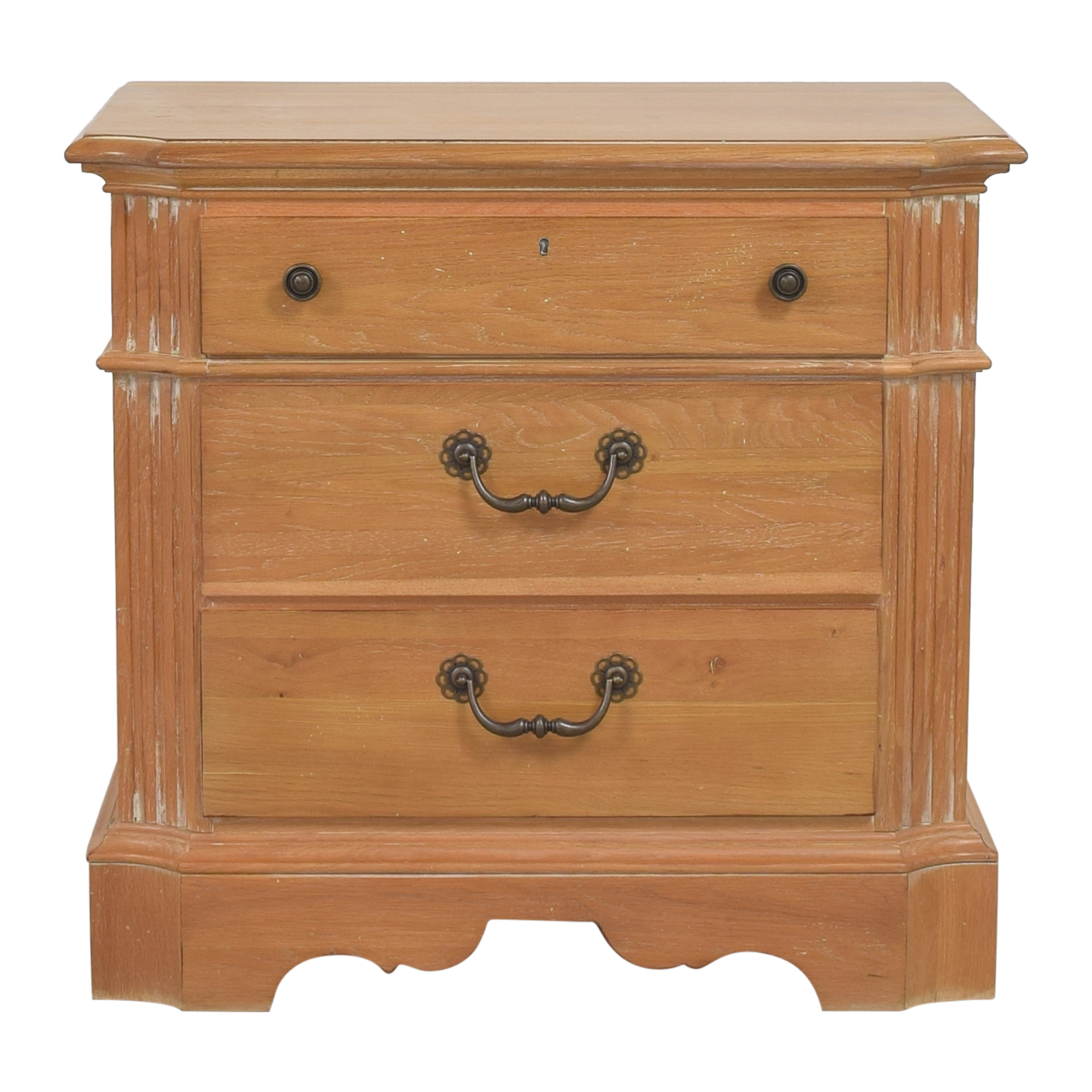 Lexington Furniture Lexington Furniture Three Drawer Nightstand discount