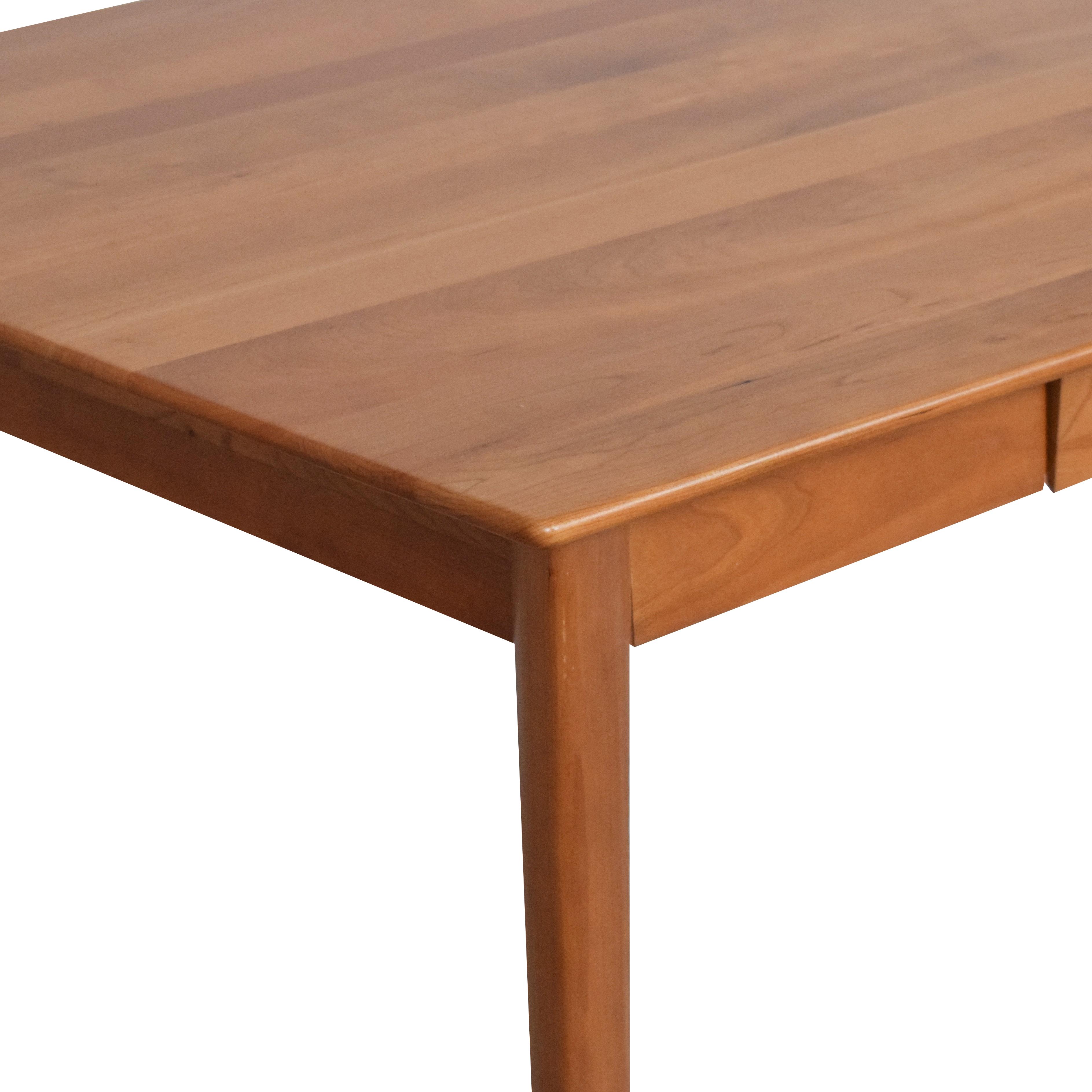 Scott Jordan Furniture Sarah Desk with Keyboard Tray sale