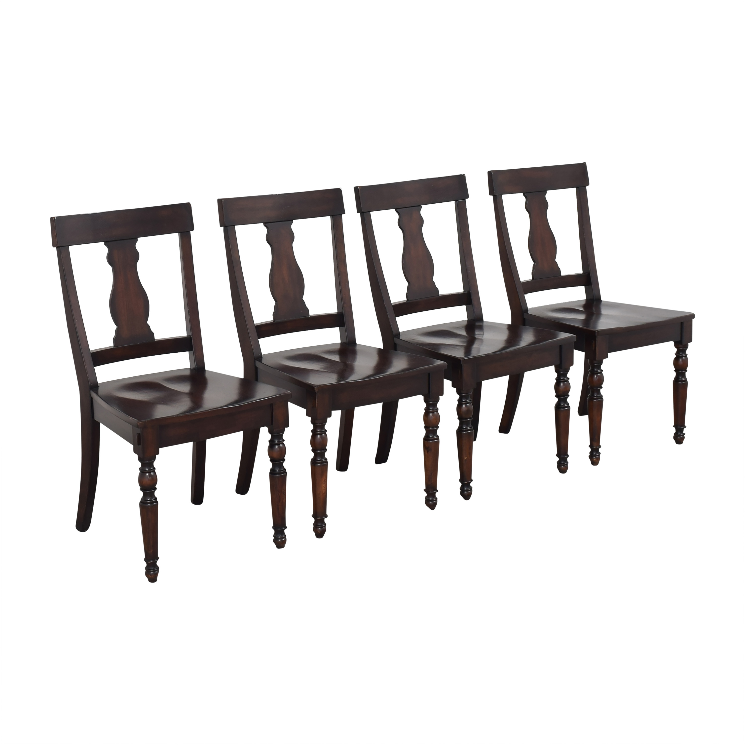Pottery Barn Pottery Barn Dining Chairs dimensions