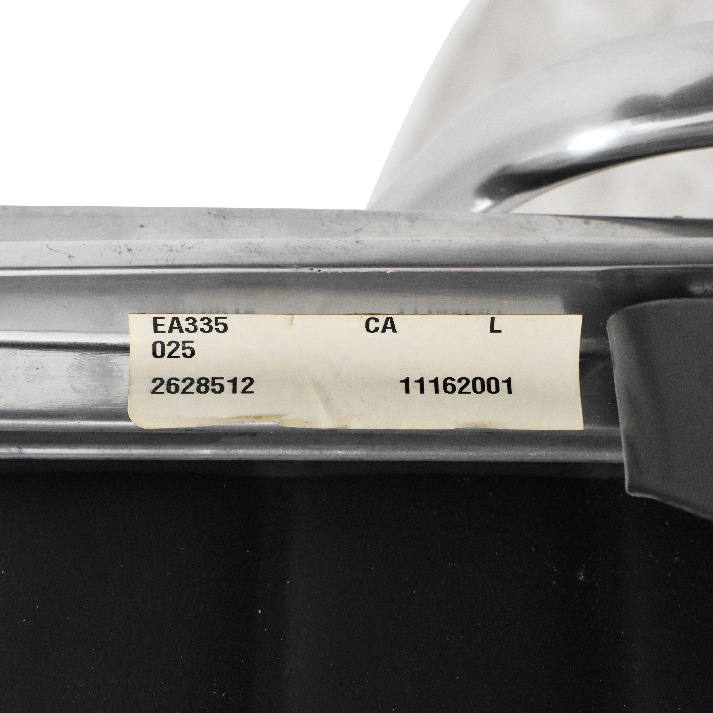 Herman Miller Herman Miller Eames Aluminum Group Management Chair black and silver