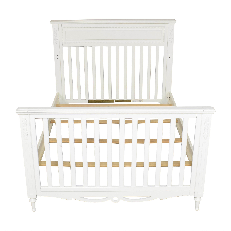Sorelle Furniture Sorelle Furniture Anne's Lace Full Bed pa