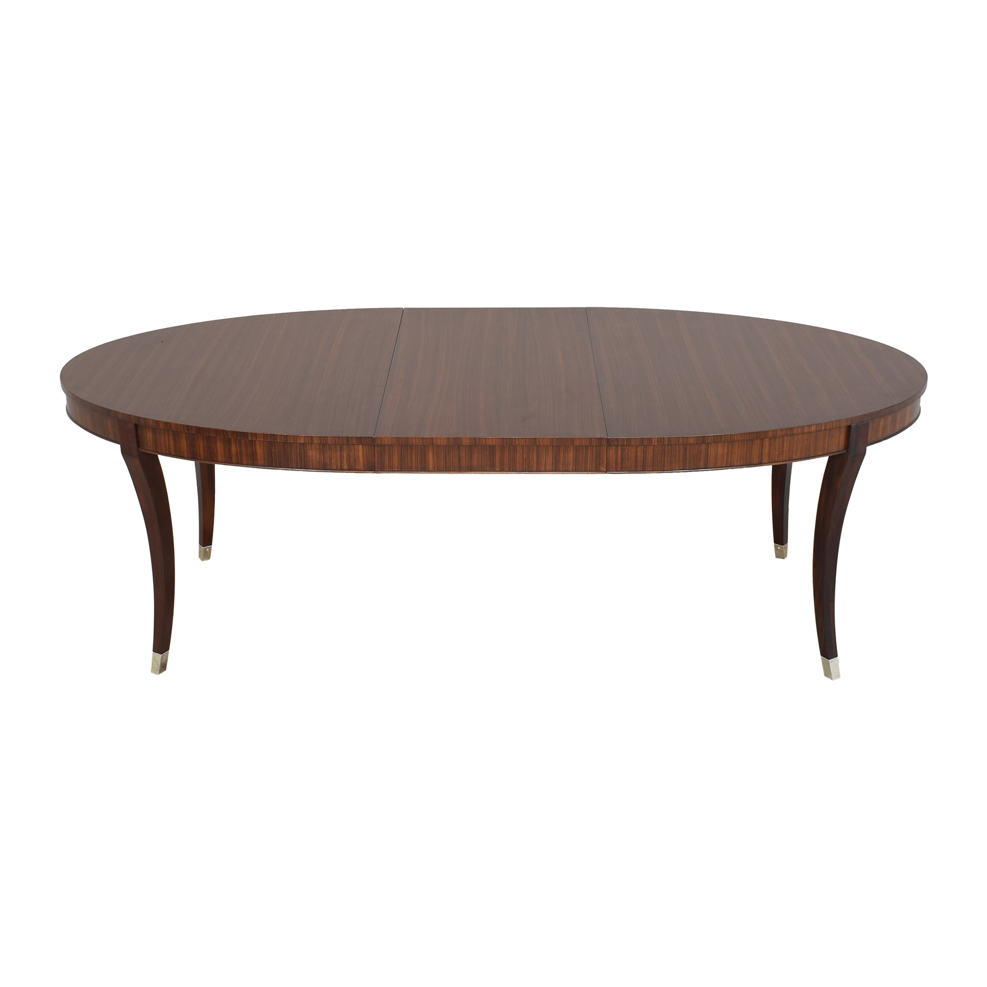 Ethan Allen Ethan Allen Hathaway Extension Dining Table on sale