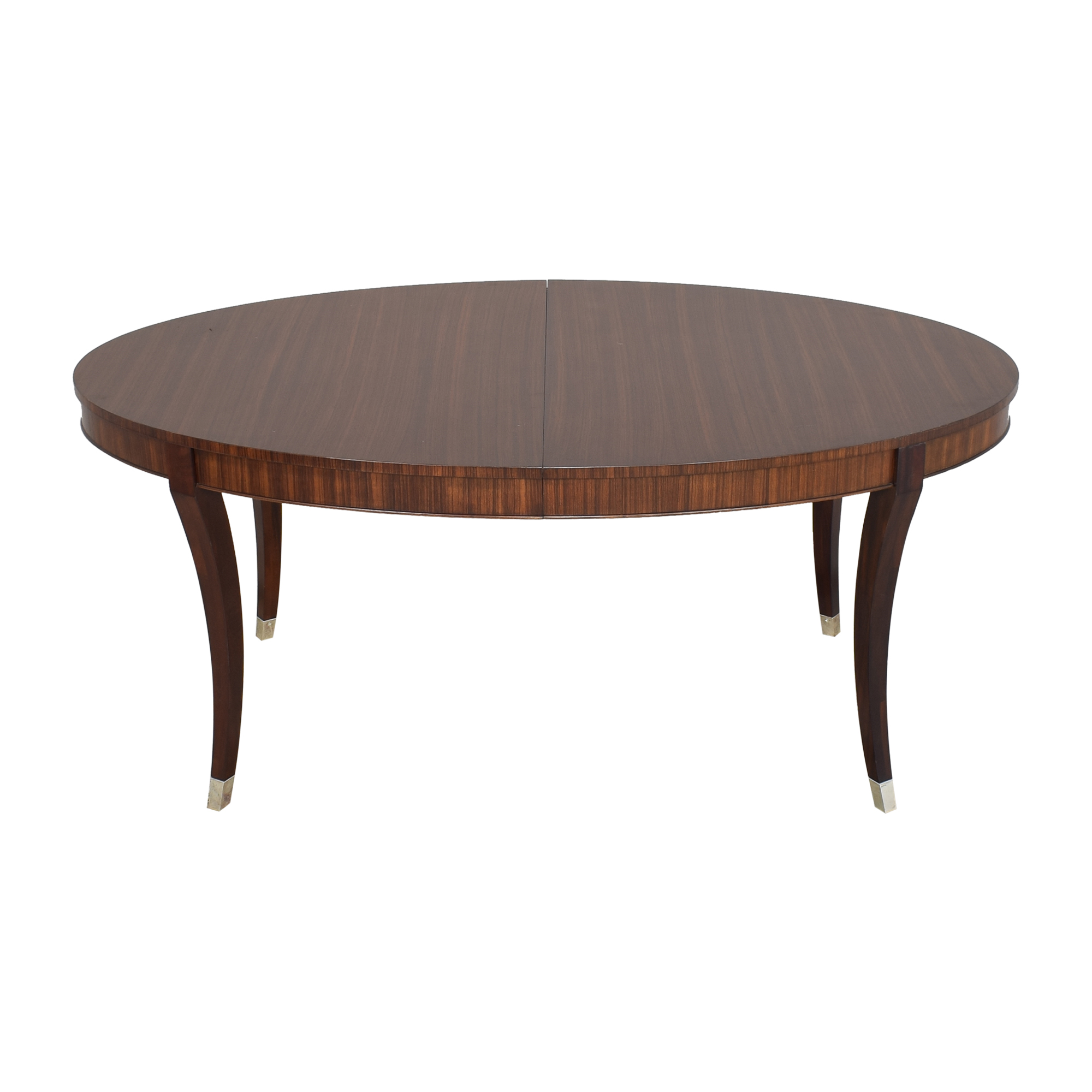 buy Ethan Allen Hathaway Extension Dining Table Ethan Allen Dinner Tables