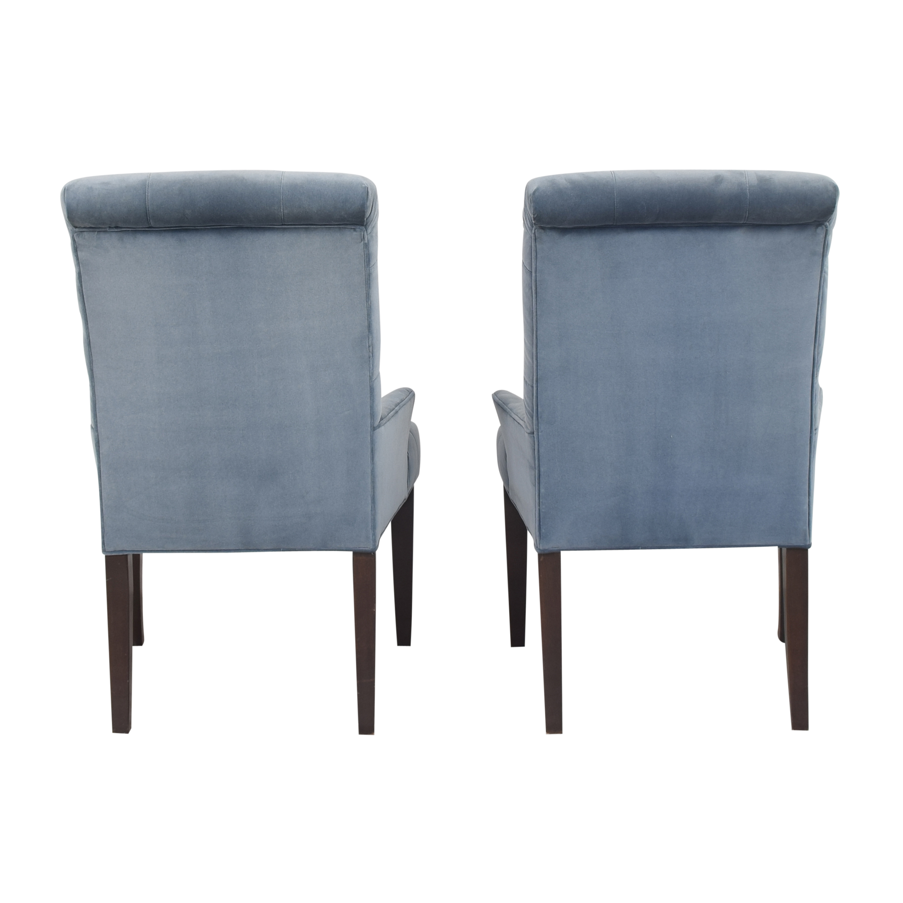 Ethan Allen Ethan Allen Verlaine Dining Chairs pa