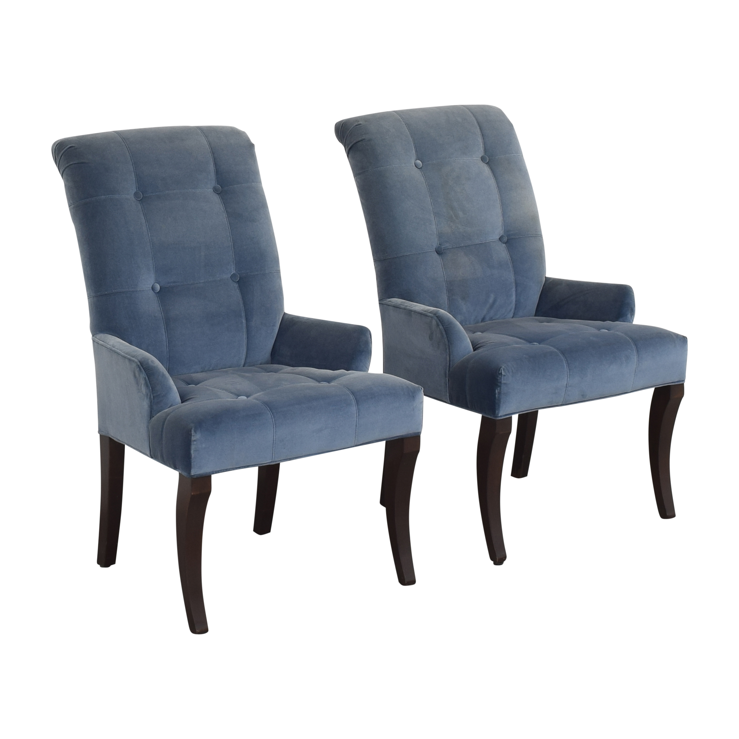 Ethan Allen Verlaine Dining Chairs / Chairs