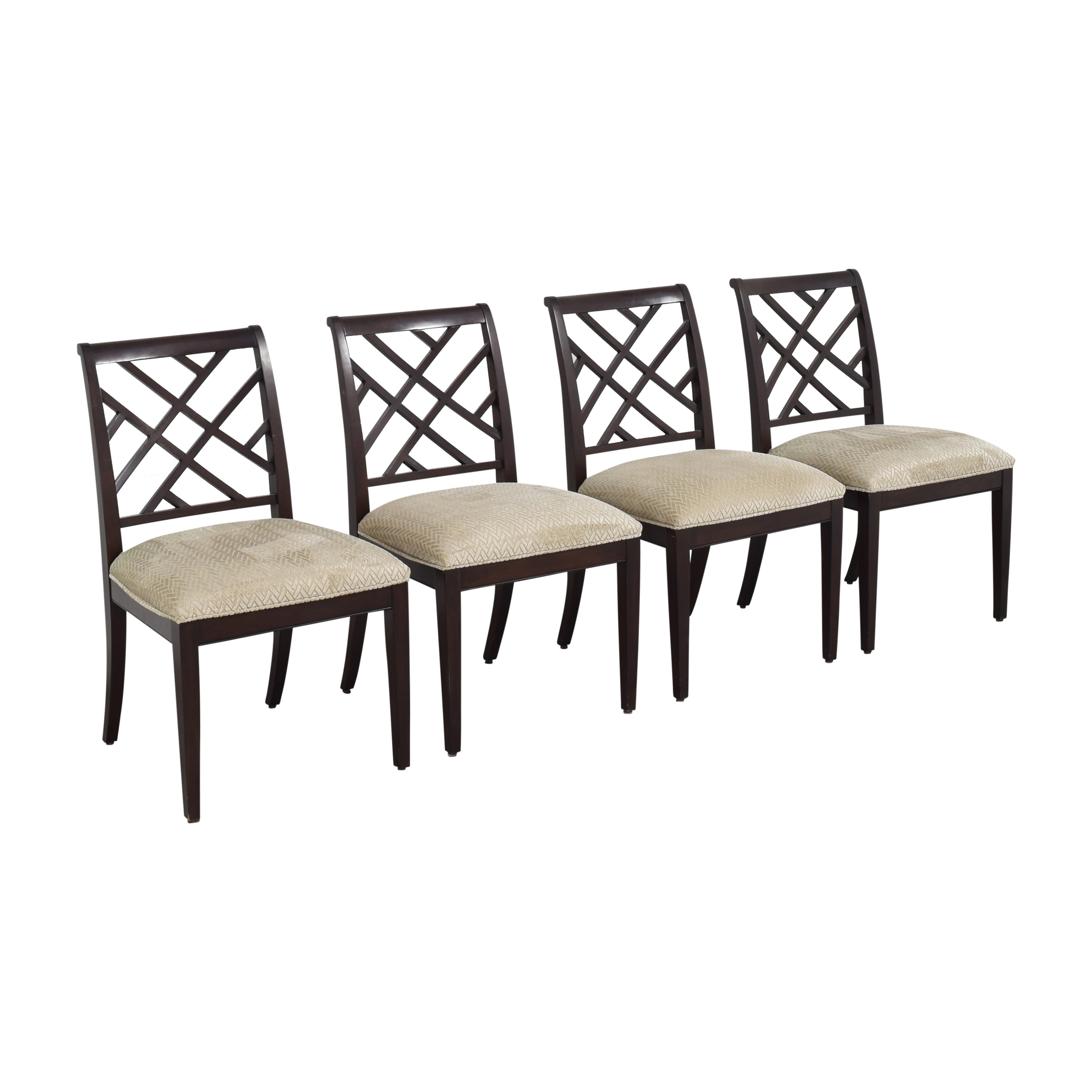 buy Ethan Allen Dining Side Chairs Ethan Allen