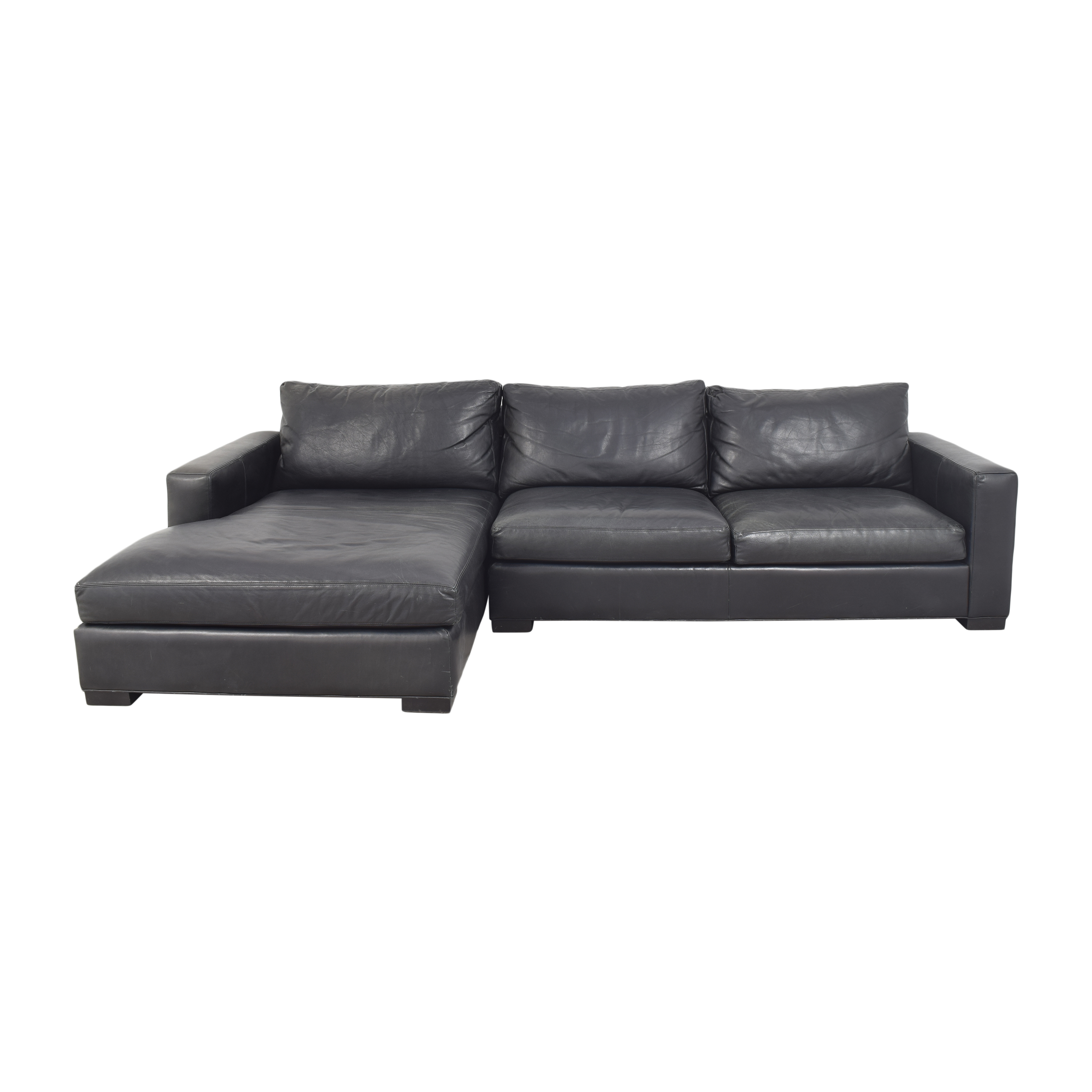 Room & Board Room & Board Metro Chaise Sectional Sofa for sale