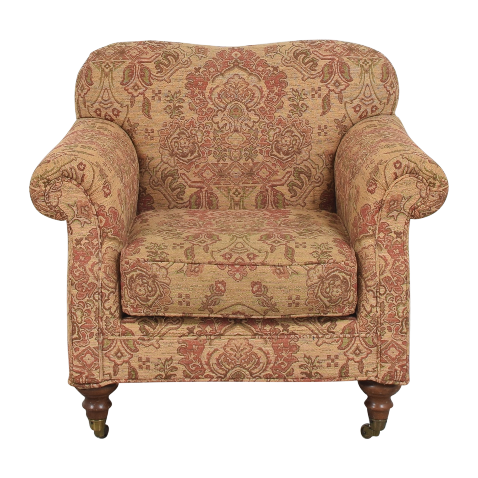 Pearson Pearson Damask Upholstered Chair ma
