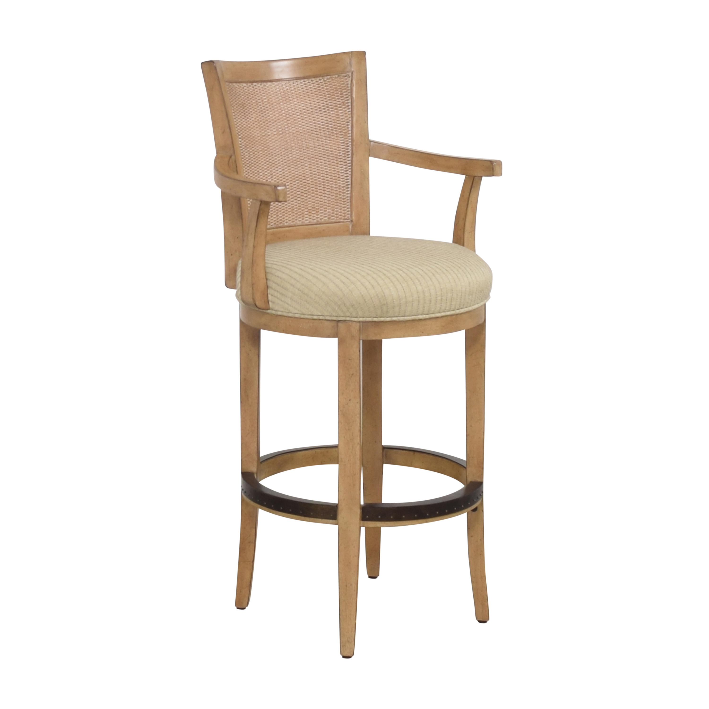 buy Lexington Furniture Custom Monterey Sands Carmel Bar Stool Lexington Furniture Chairs