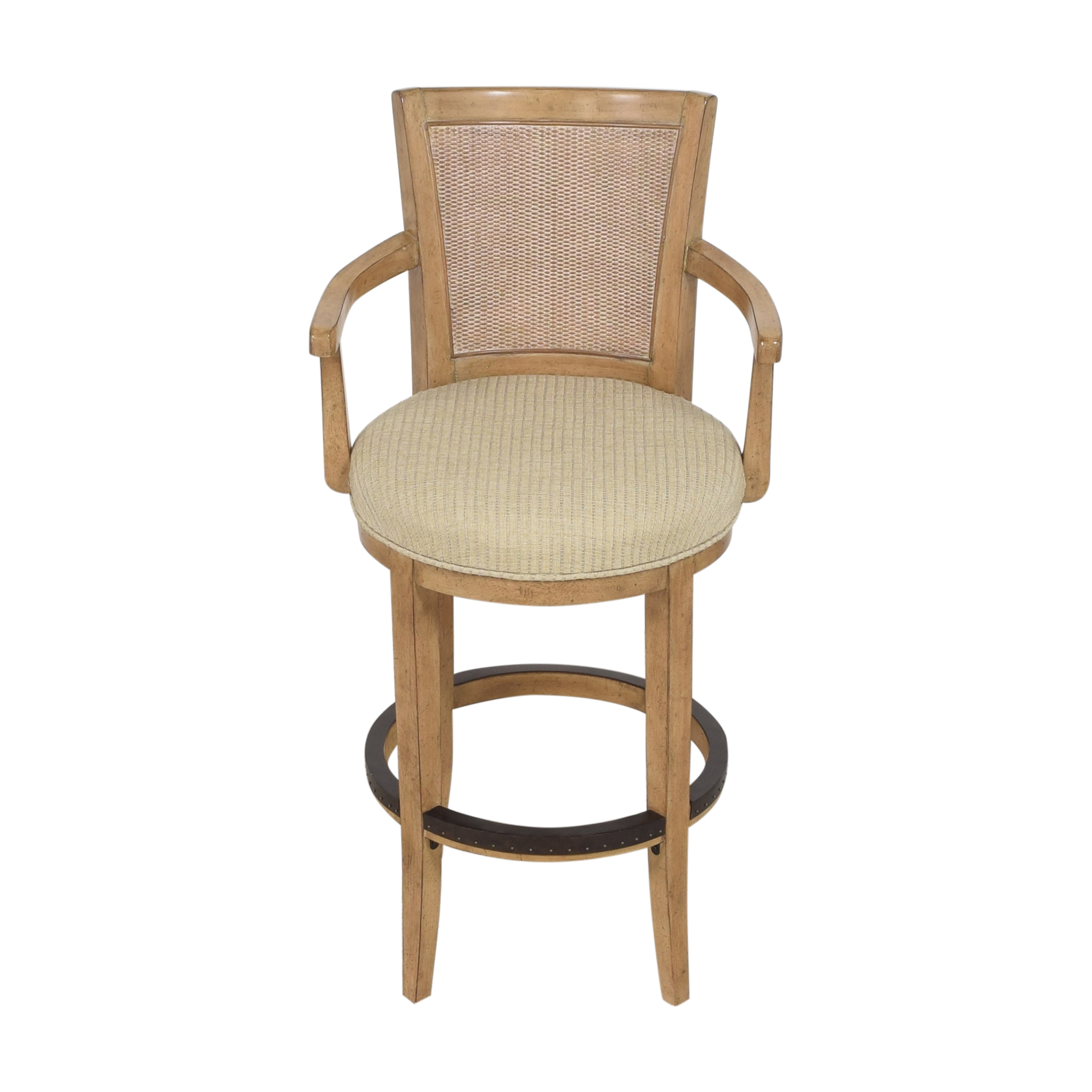 Lexington Furniture Custom Monterey Sands Carmel Bar Stool Lexington Furniture