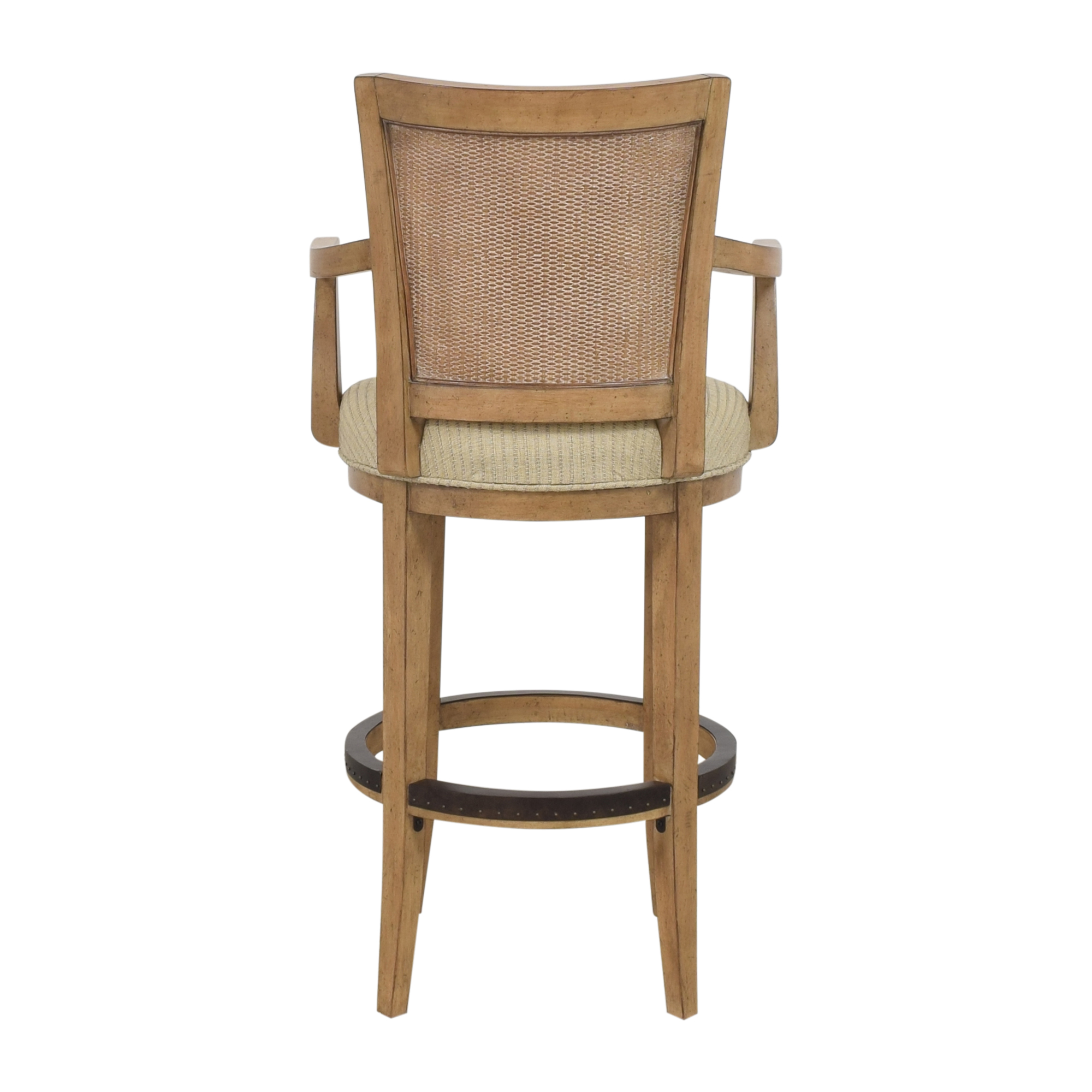 Lexington Furniture Custom Monterey Sands Carmel Bar Stool / Stools