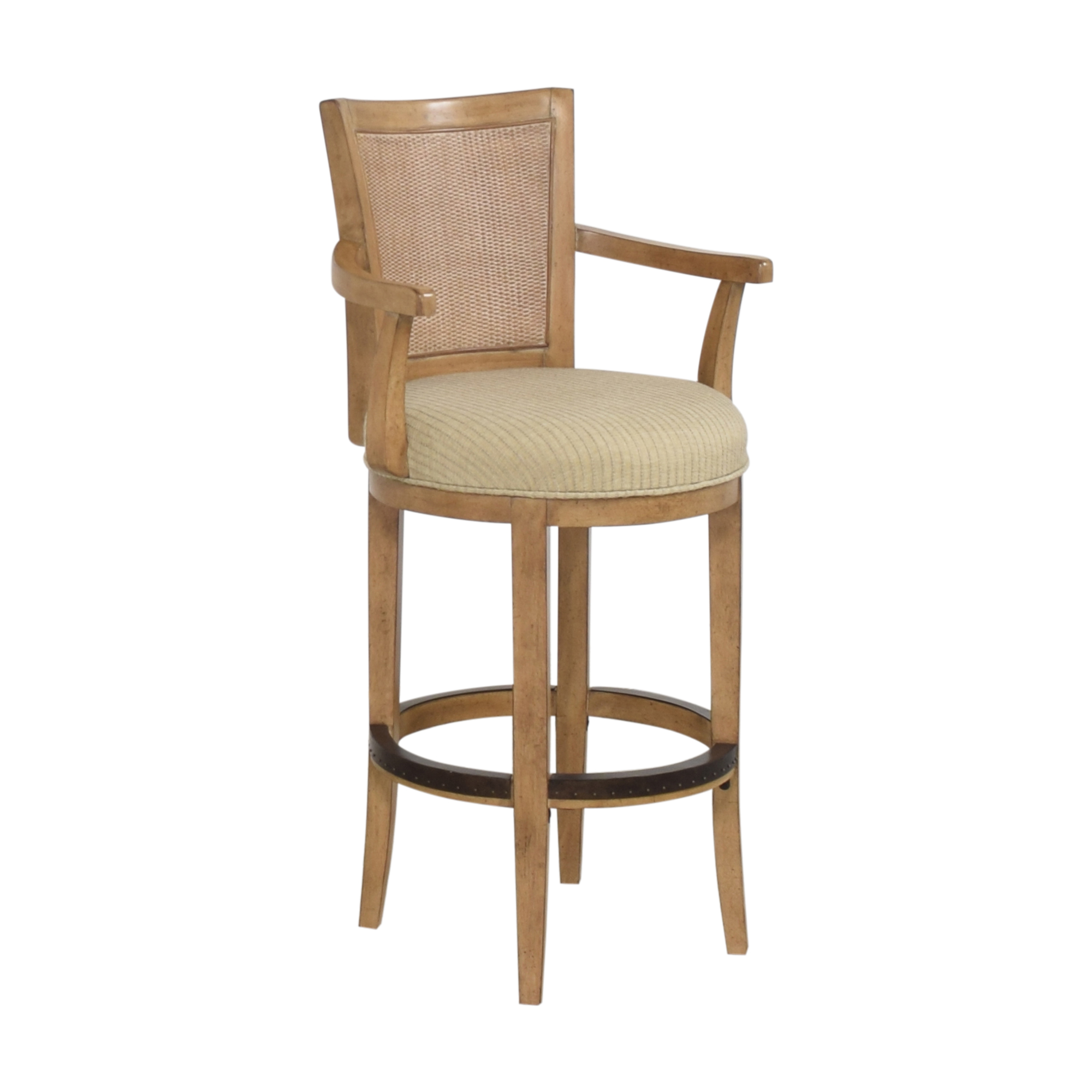 Lexington Furniture Lexington Furniture Custom Monterey Sands Carmel Bar Stool ma