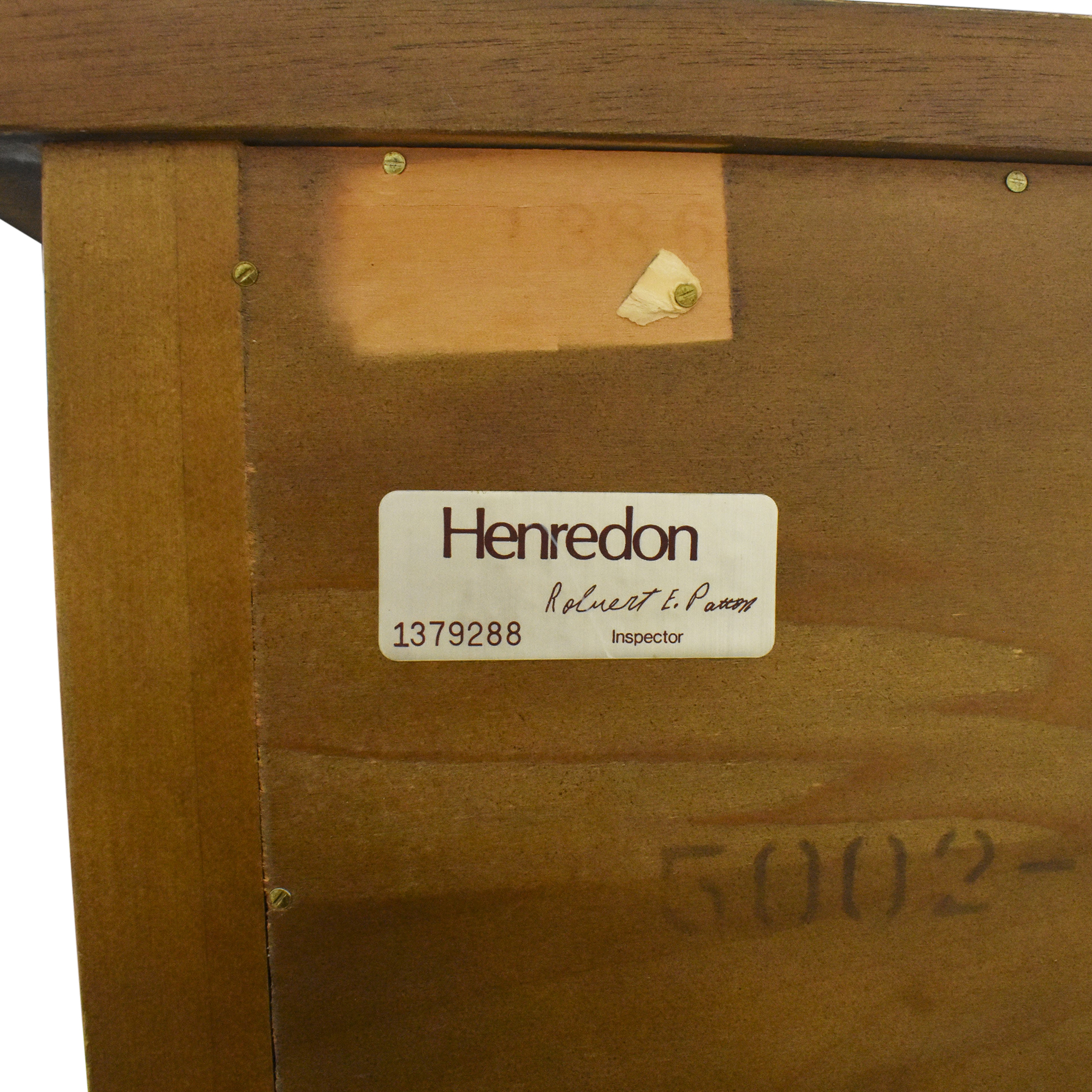 Henredon Furniture Henredon Furniture Rittenhouse Square Sideboard Storage