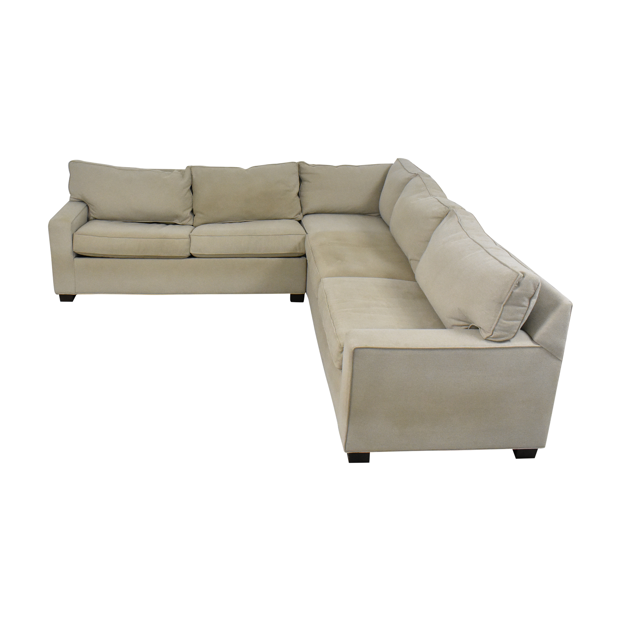 Mitchell Gold + Bob Williams Mitchell Gold + Bob Williams Sectional Sleeper Sofa coupon