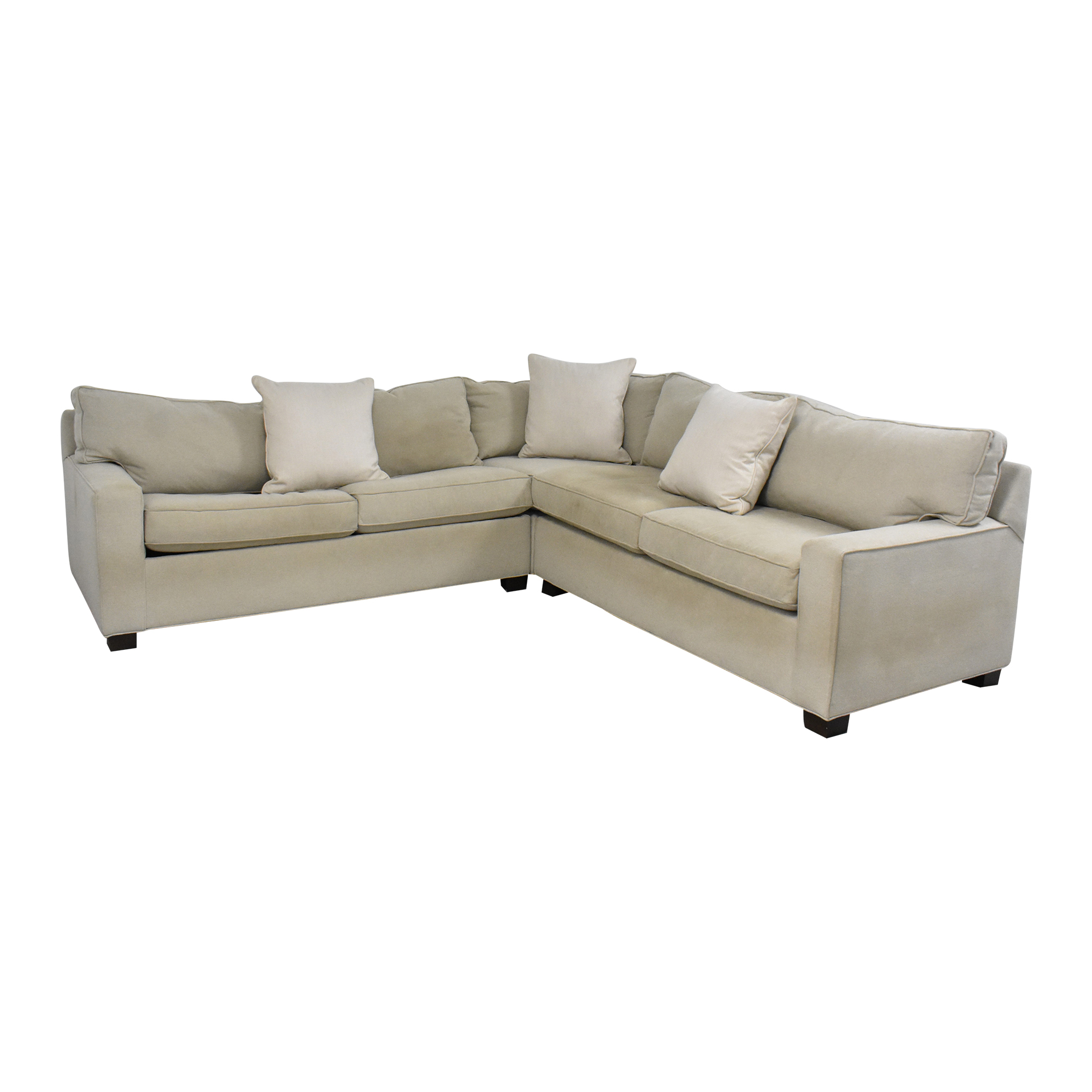 buy Mitchell Gold + Bob Williams Sectional Sleeper Sofa Mitchell Gold + Bob Williams Sectionals