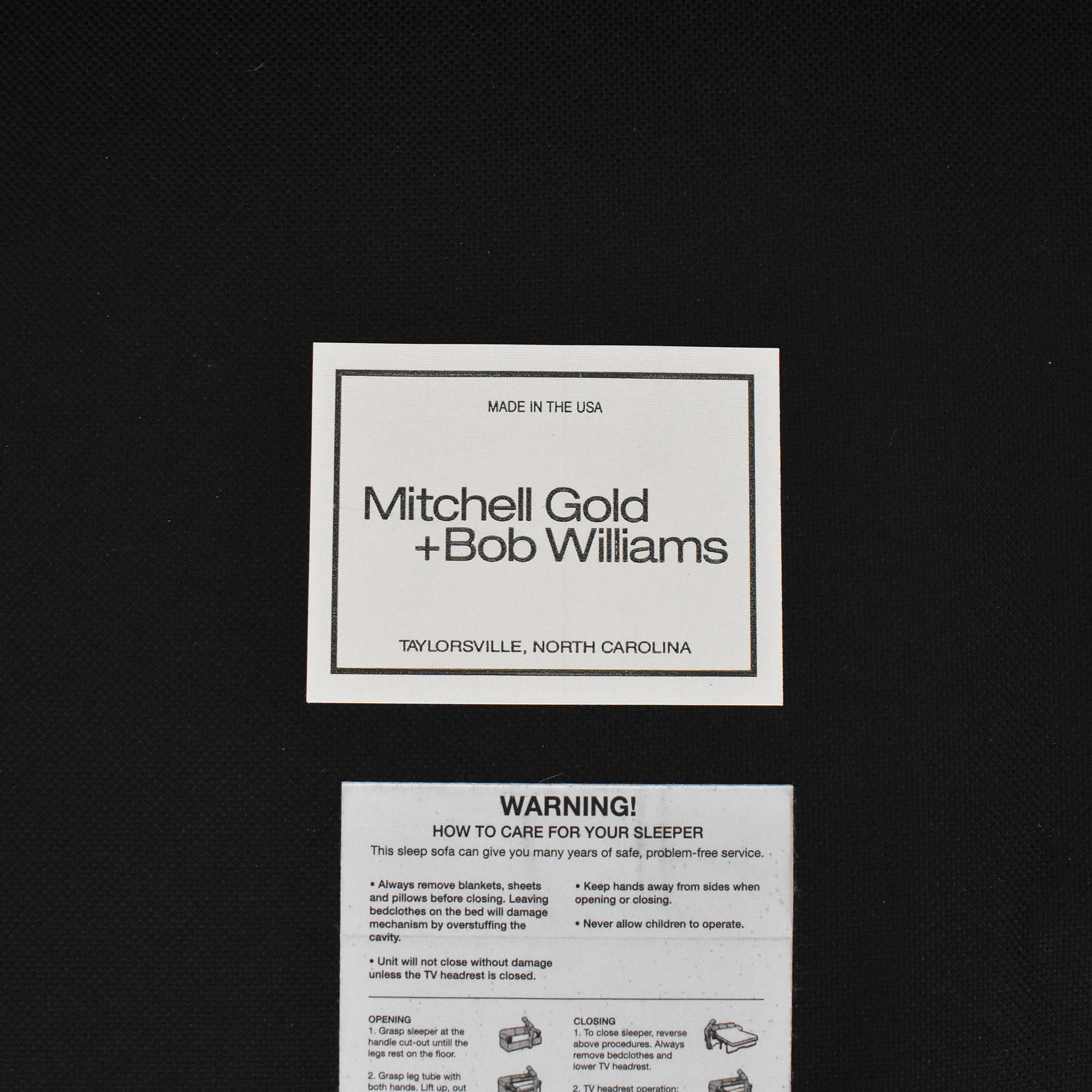buy Mitchell Gold + Bob Williams Sectional Sleeper Sofa Mitchell Gold + Bob Williams Sofas