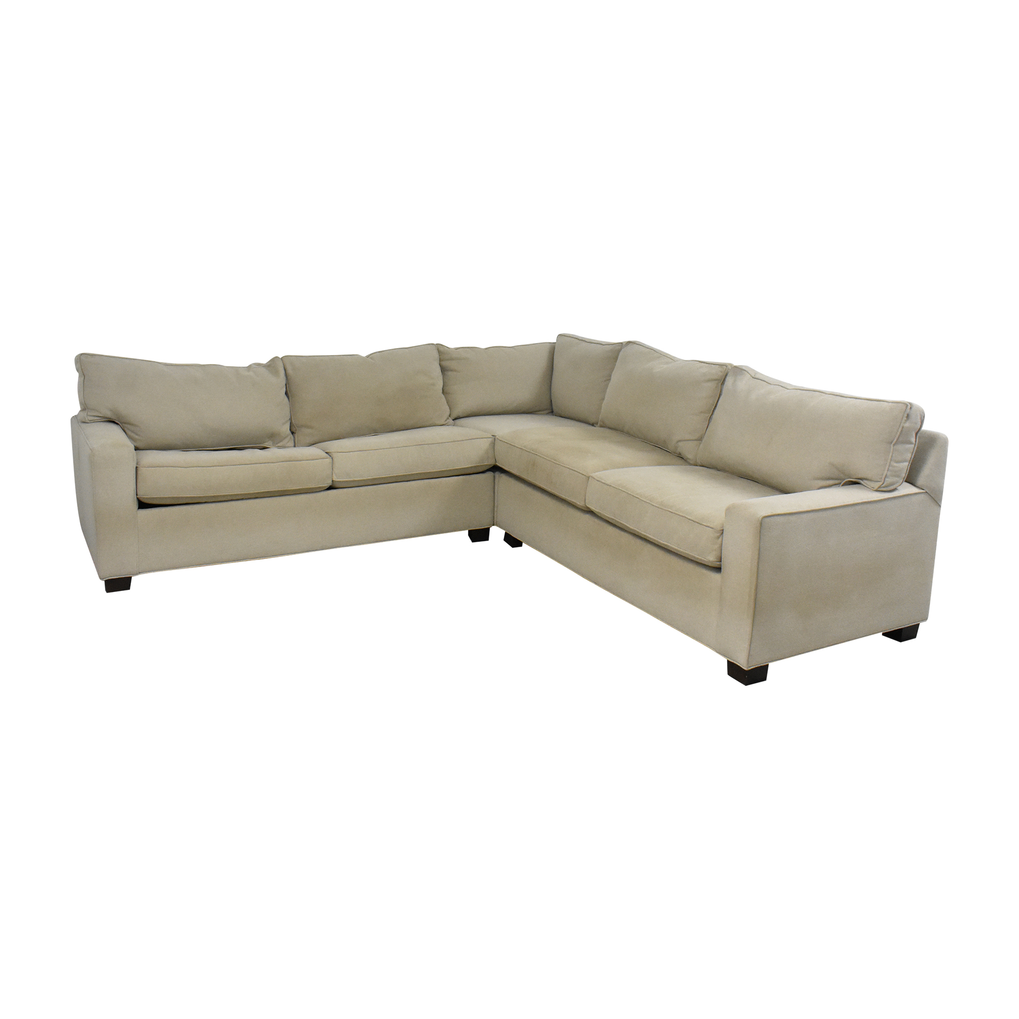 shop Mitchell Gold + Bob Williams Sectional Sleeper Sofa Mitchell Gold + Bob Williams Sectionals