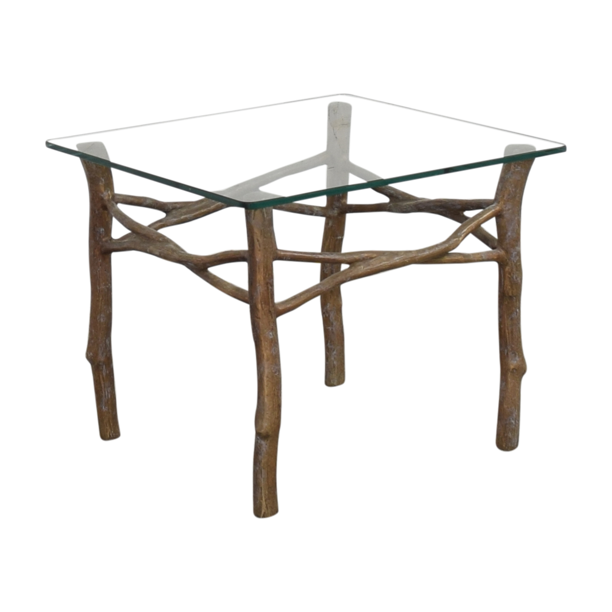 Branch Leg Accent Table ct
