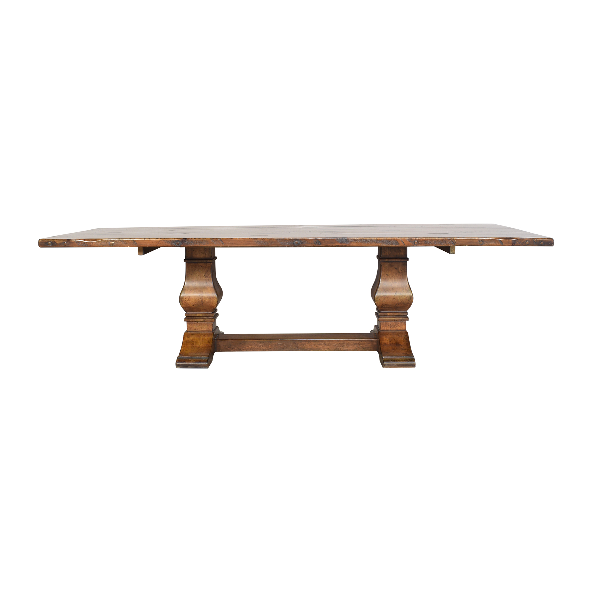 buy Ralph Lauren Home Ralph Lauren Home Trestle Dining Table online