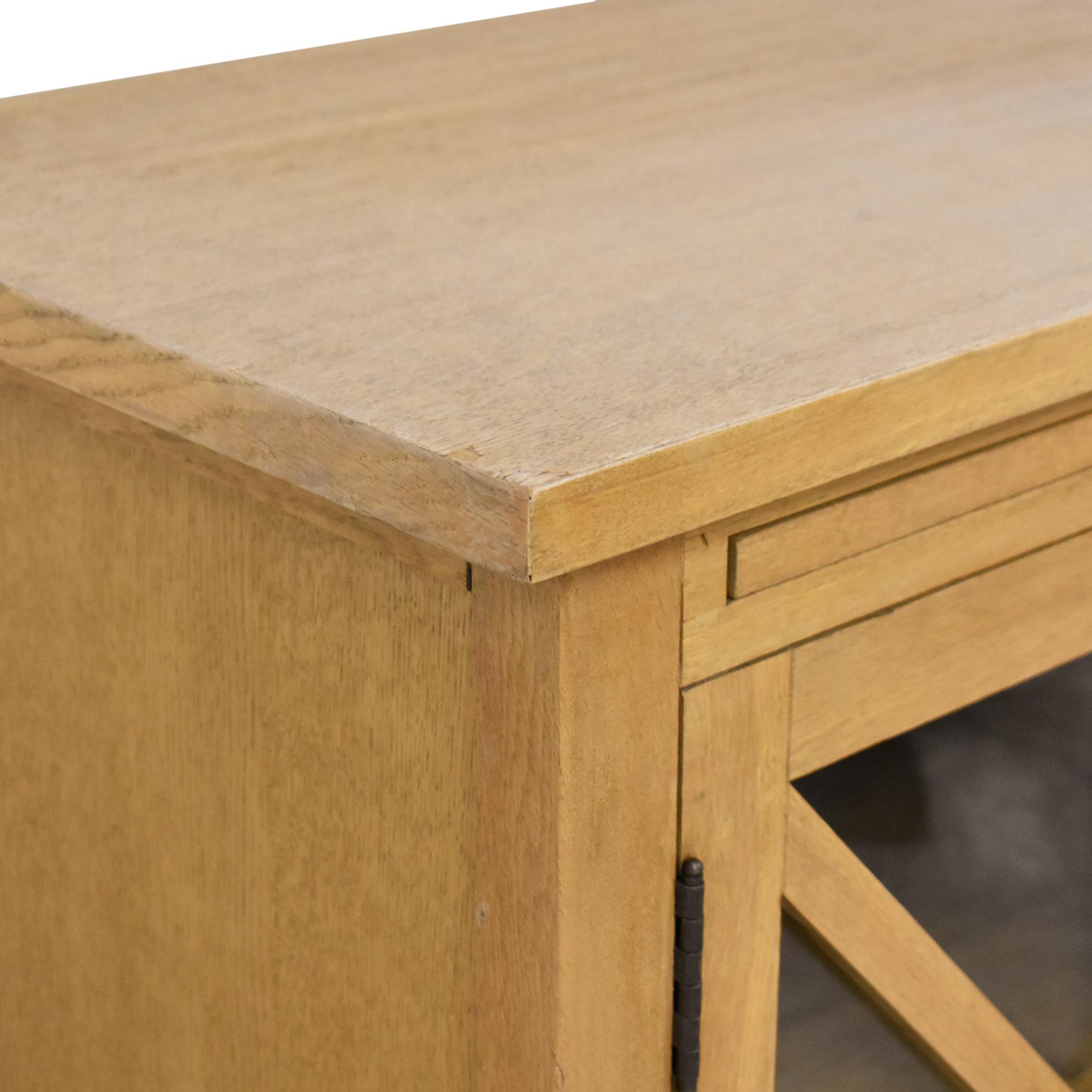buy Ballard Designs Belgard Console Ballard Designs Cabinets & Sideboards