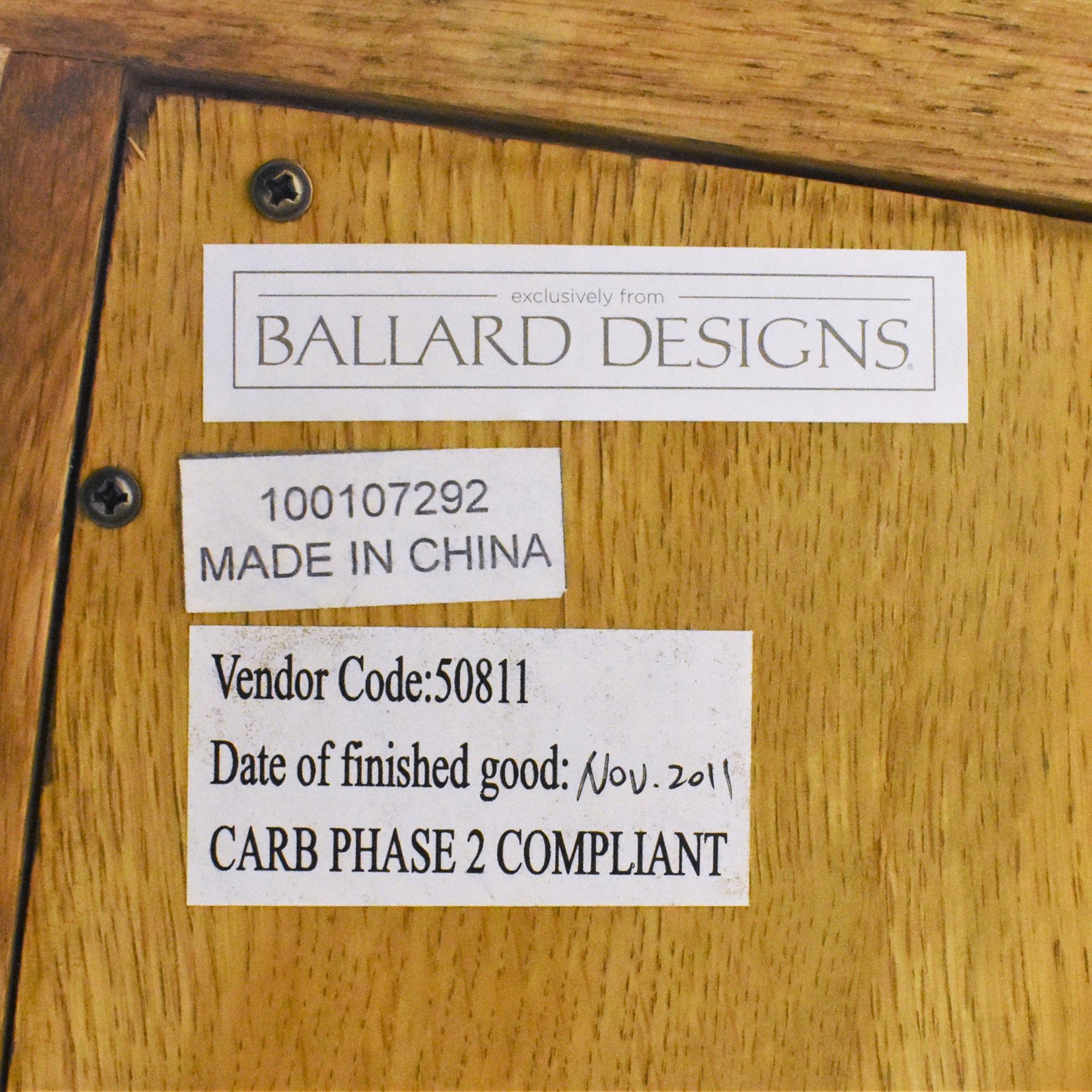 Ballard Designs Belgard Console Ballard Designs