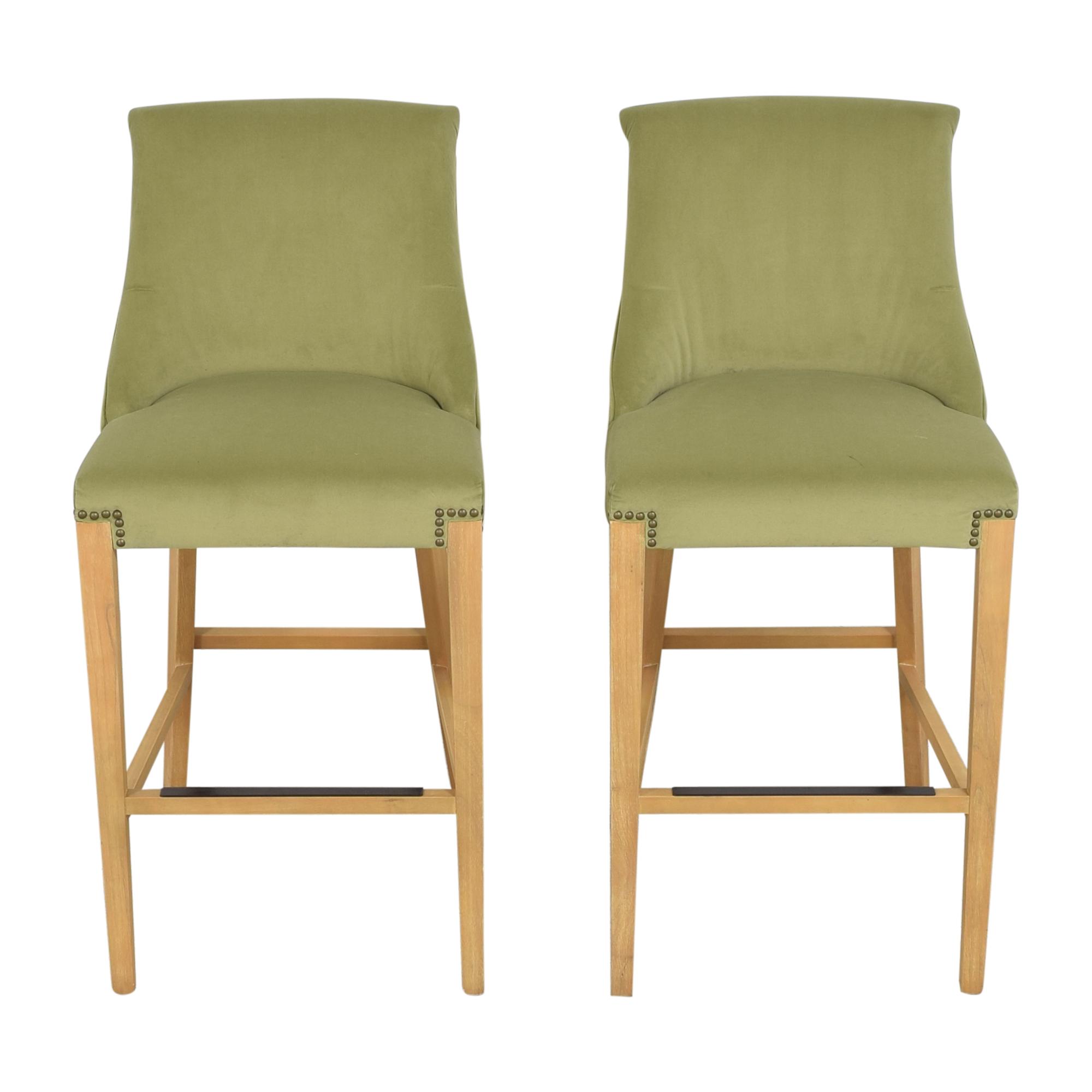 Jason Furniture Jason Furniture Nailhead Trim Bar Stools price