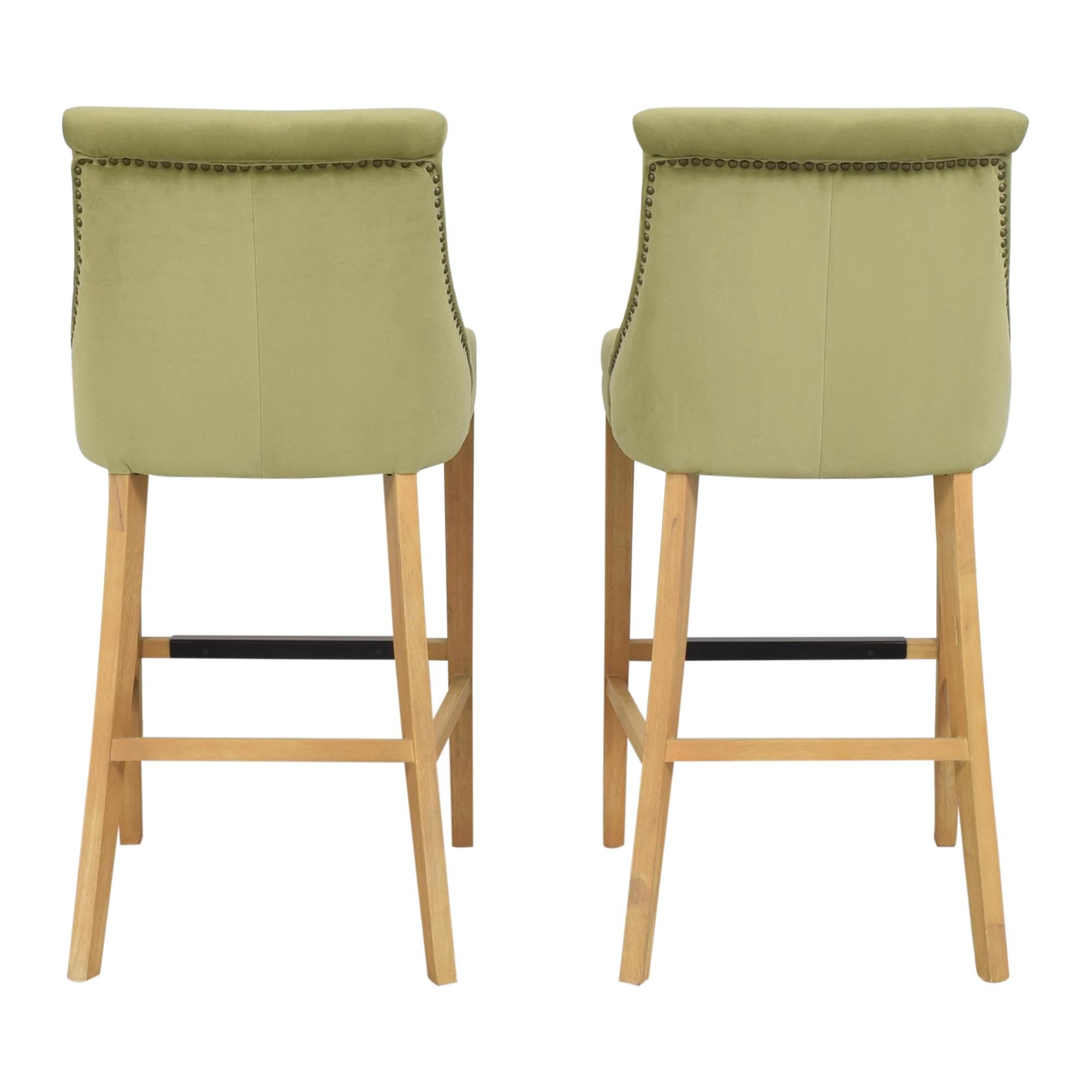 buy Jason Furniture Nailhead Trim Bar Stools Jason Furniture Stools