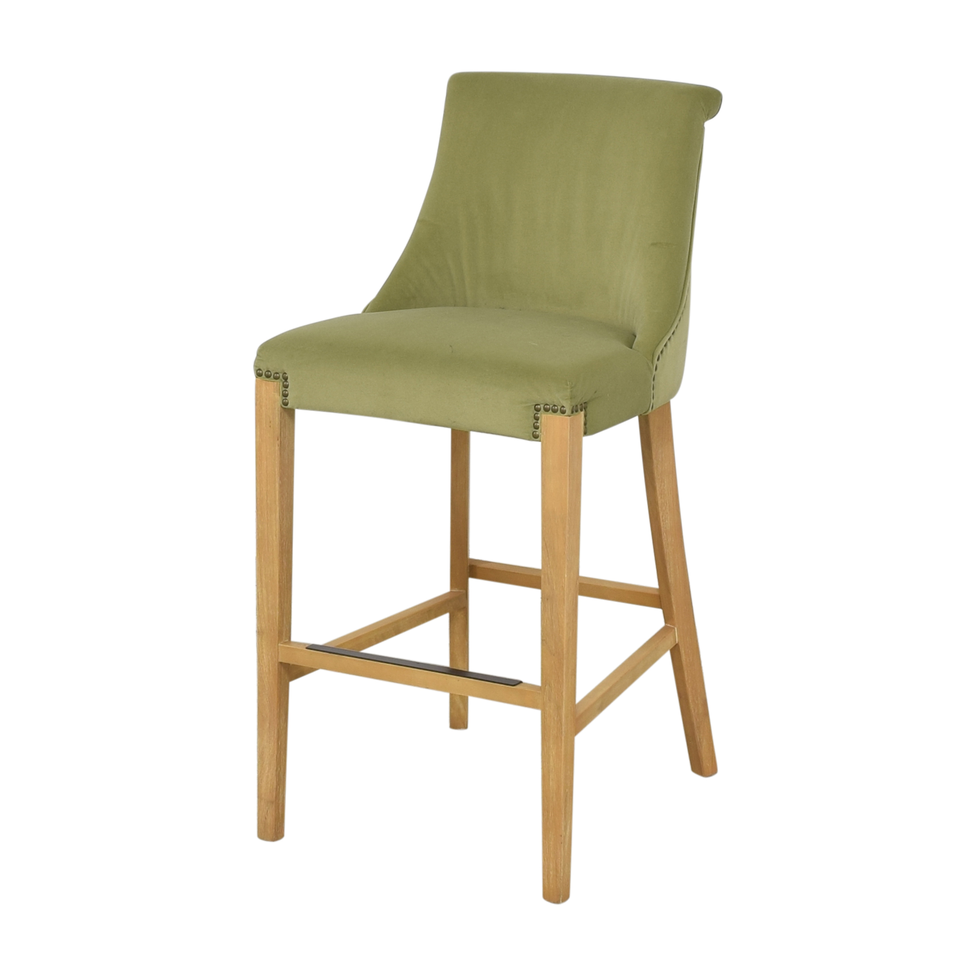 Jason Furniture Nailhead Trim Bar Stools / Stools