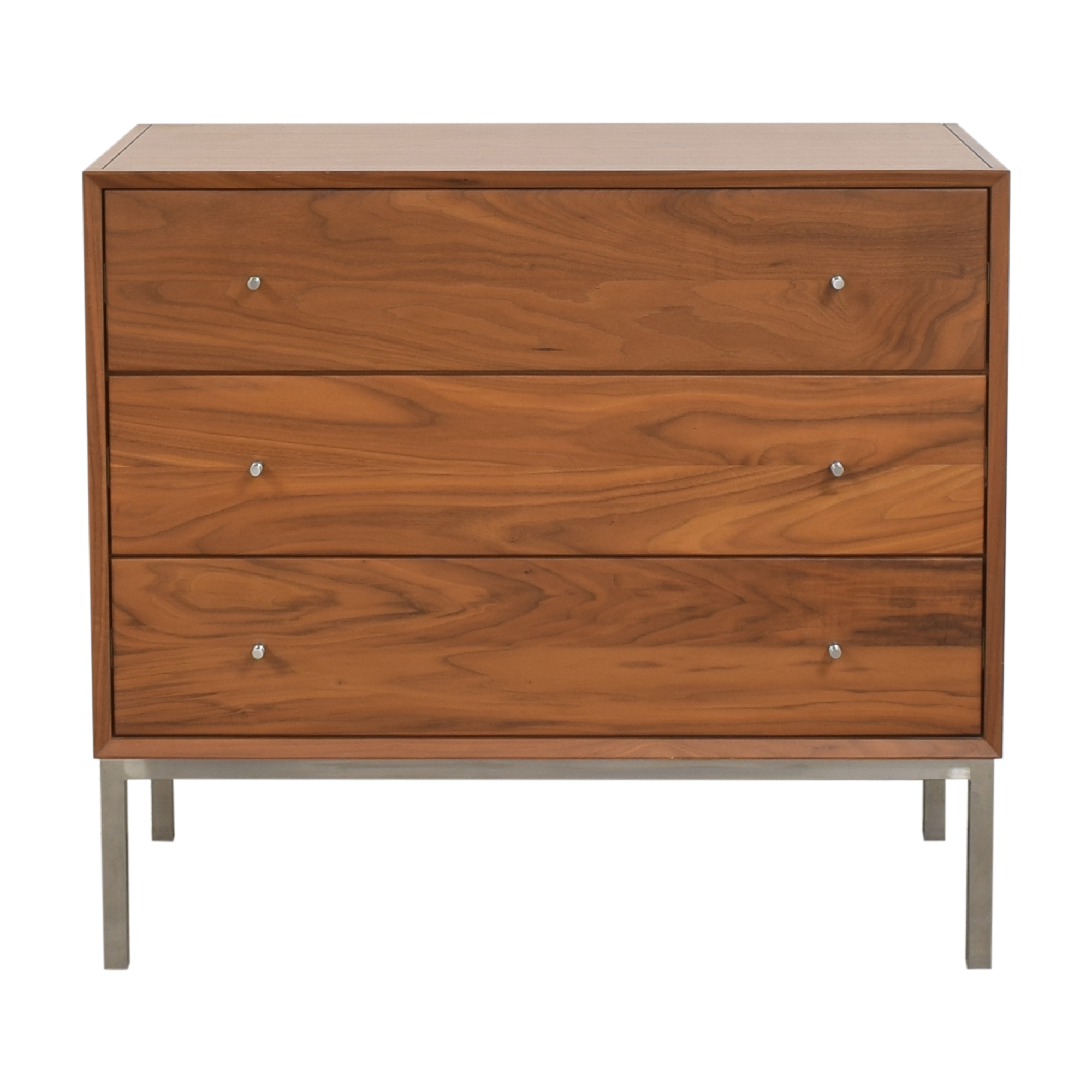 shop Room & Board Delano Three Drawer Dresser Room & Board Storage
