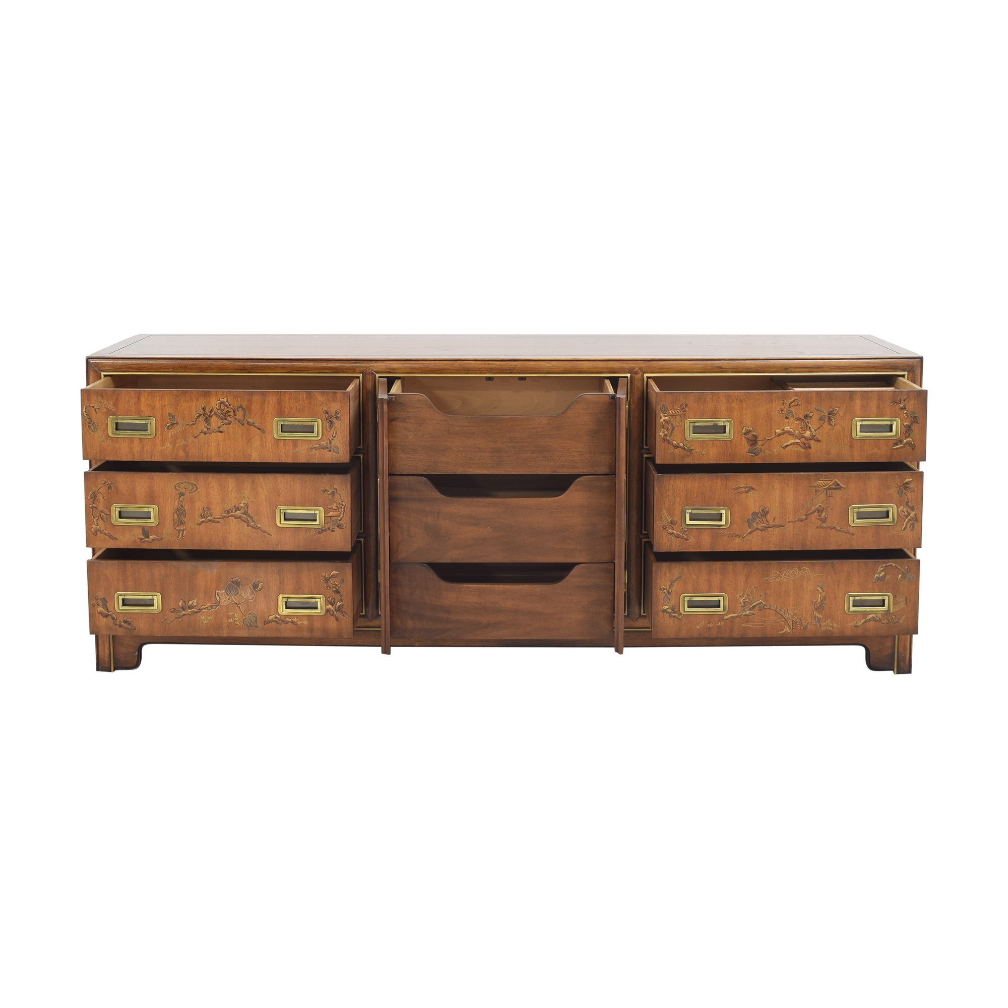 Drexel Heritage Drexel Heritage Dynasty Collection Campaign Dresser discount