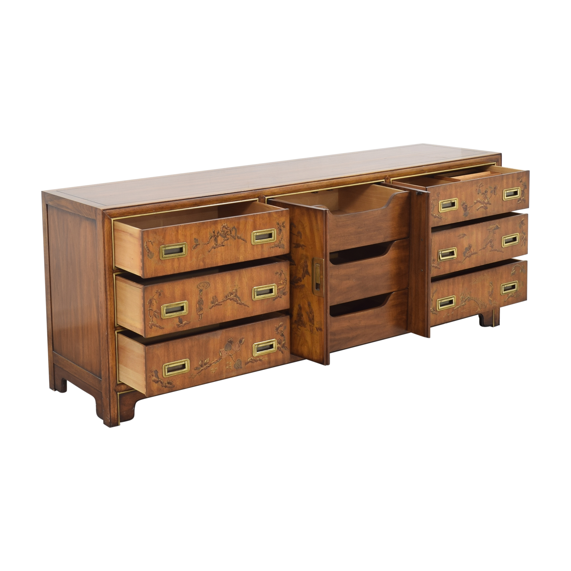 Drexel Heritage Drexel Heritage Dynasty Collection Campaign Dresser coupon