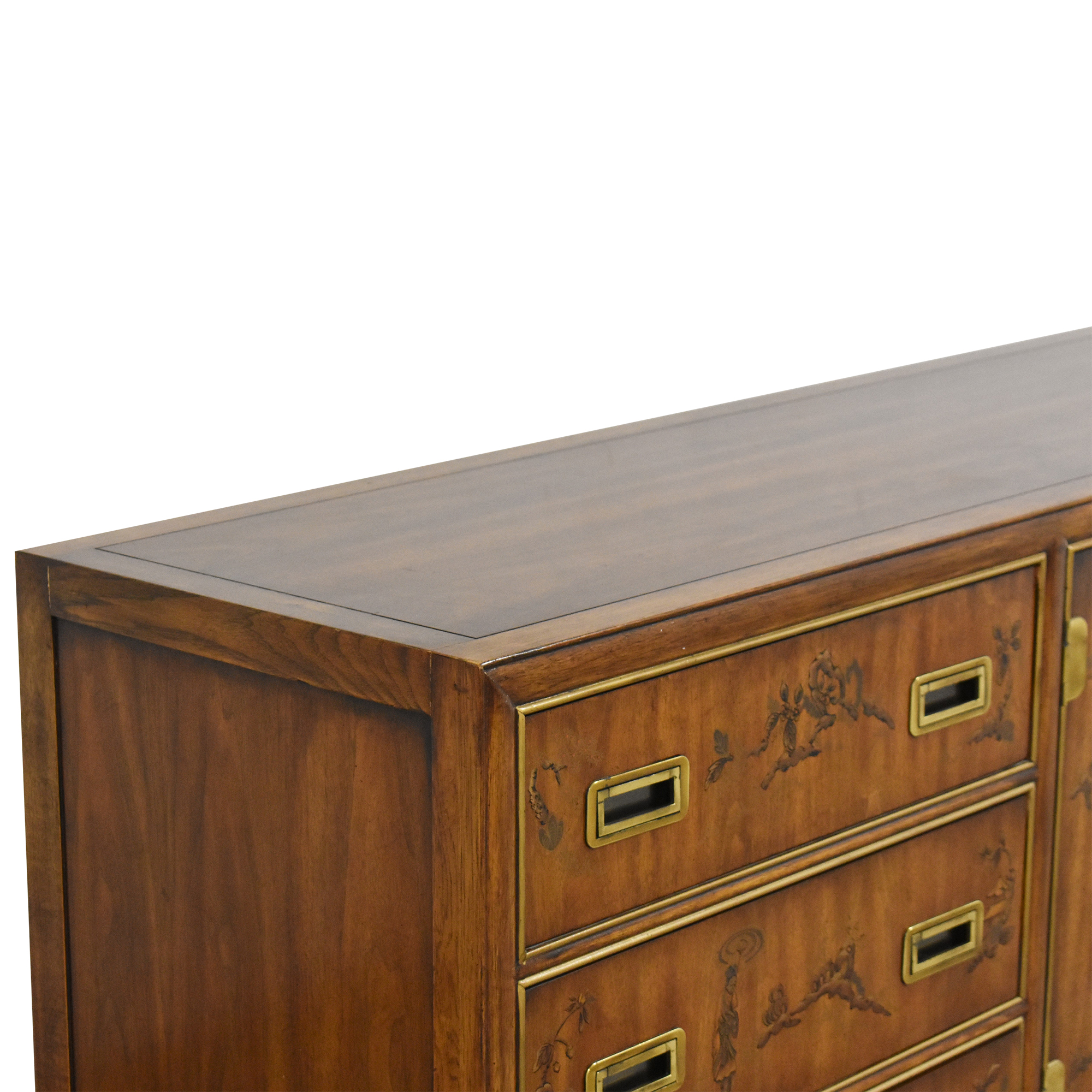 Drexel Heritage Drexel Heritage Dynasty Collection Campaign Dresser ma
