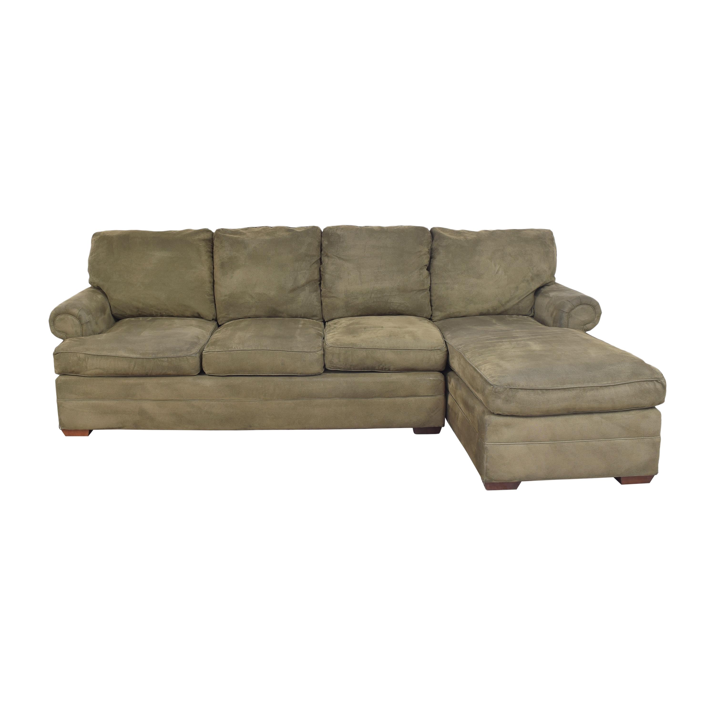 buy Kincaid Furniture Chaise Sectional Sofa Kincaid Furniture