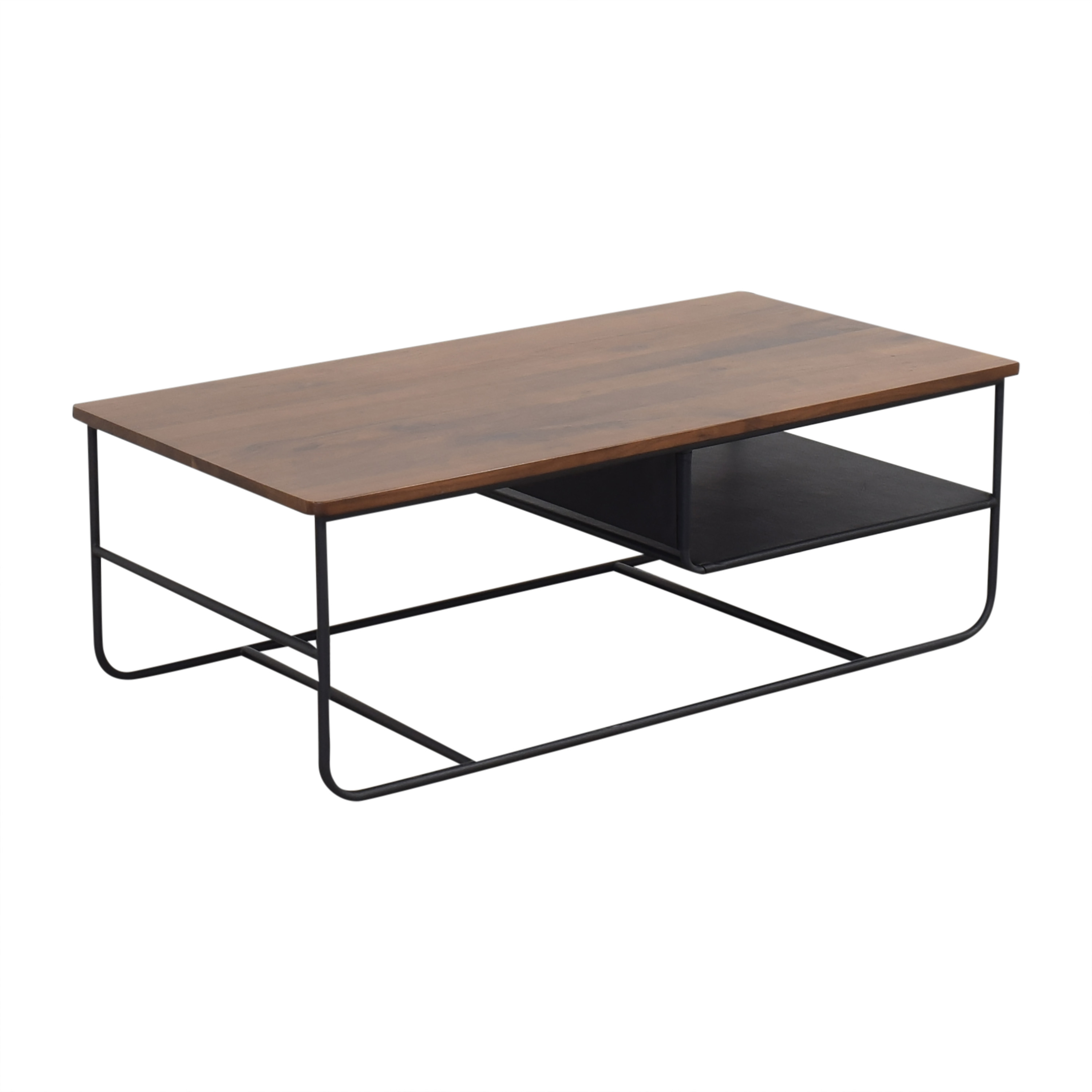 Article Article Maggi Coffee Table brown & black