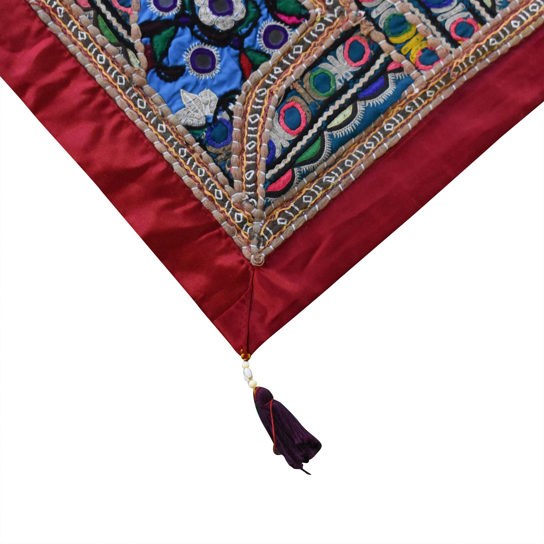 buy Liza Chiffon Textile Wall Hanging Liza Chiffon Decor