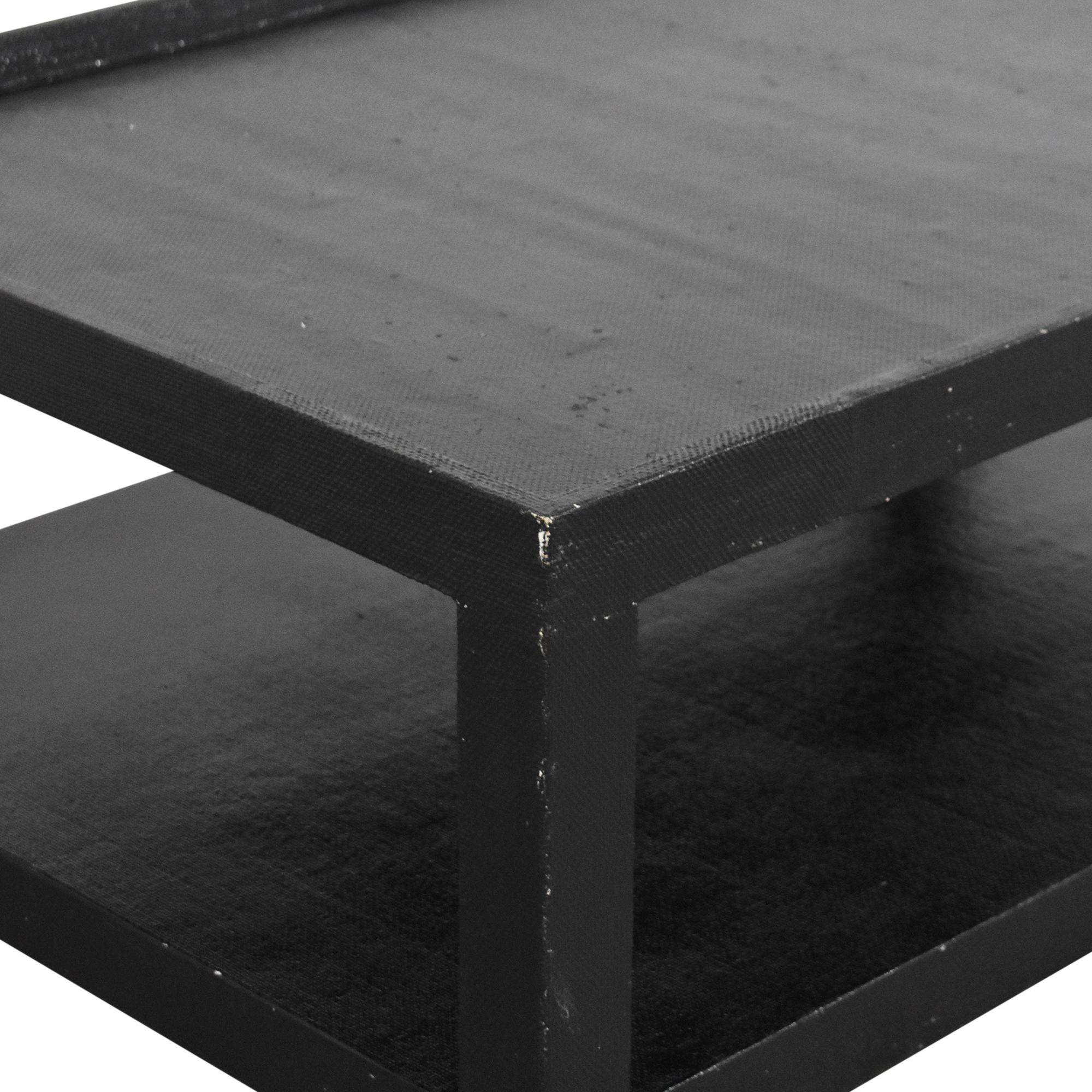 Jonathan Adler Jonathan Adler Rectangular Coffee Table dimensions