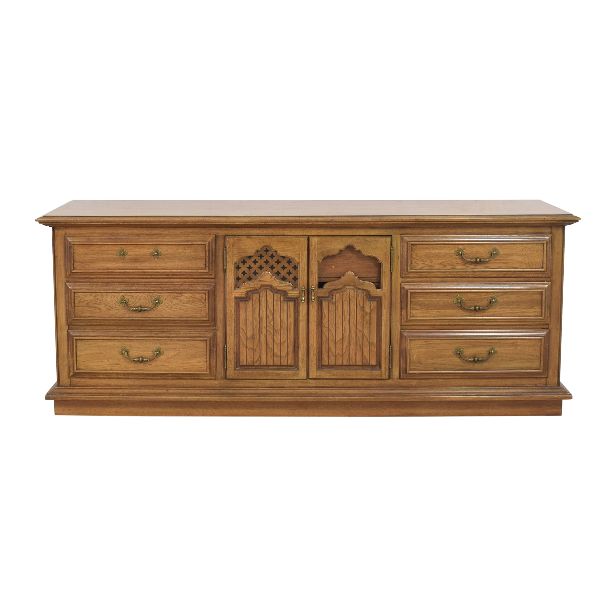 Thomasville Thomasville Triple Dresser with Cabinet coupon